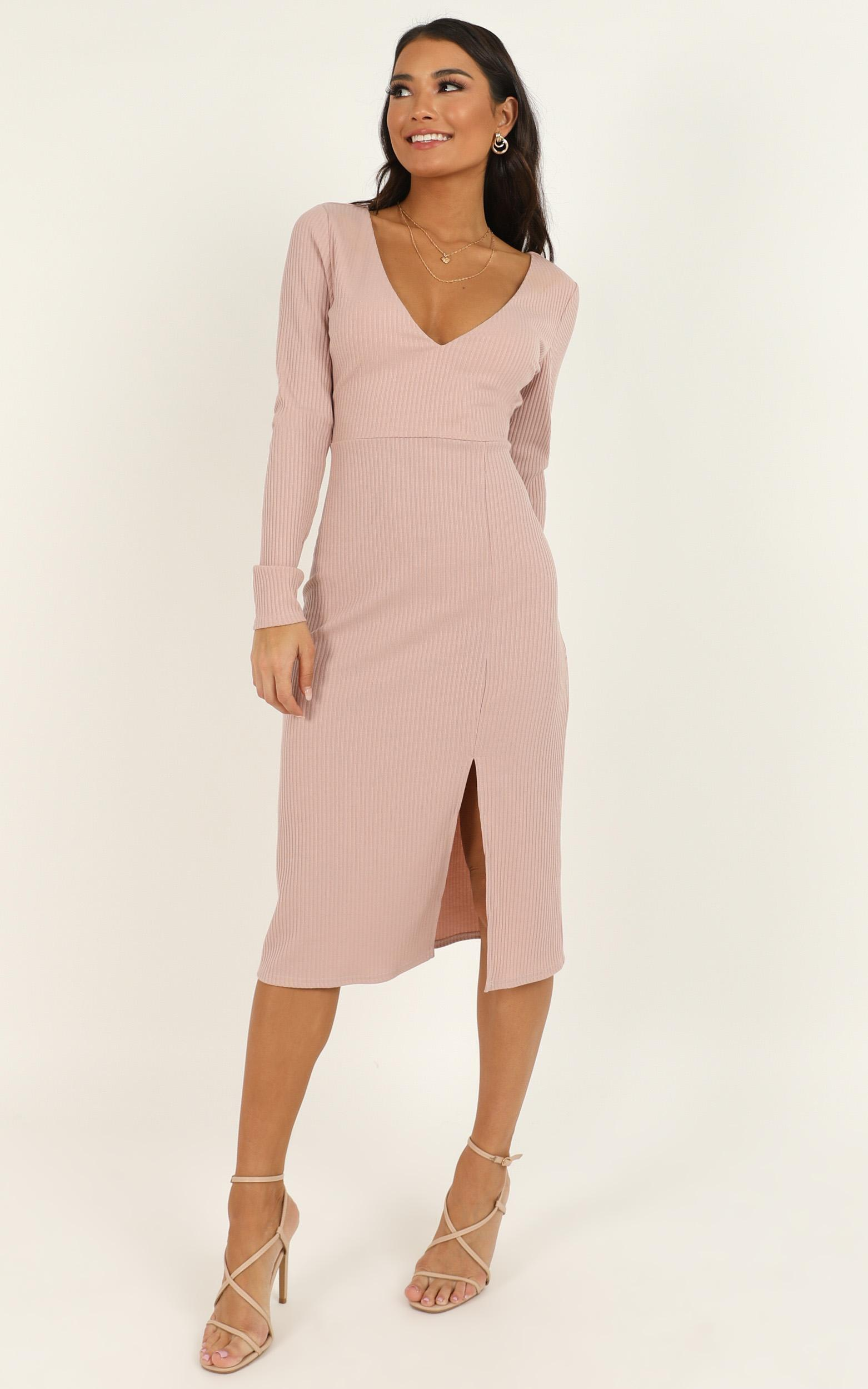 Clone Me dress in blush - 20 (XXXXL), Blush, hi-res image number null
