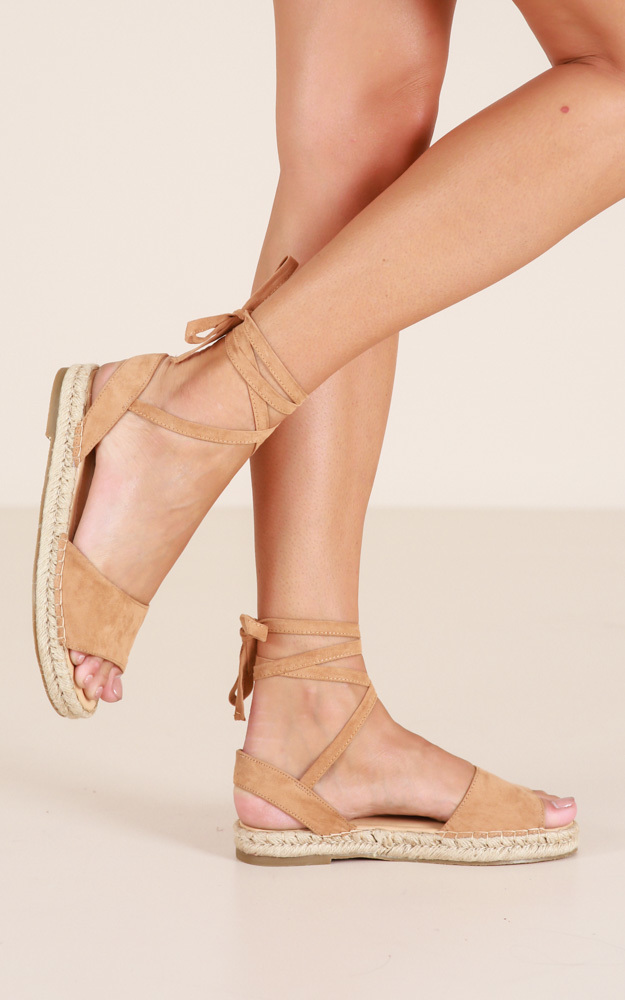 Therapy - Dauphin espadrilles in camel - 10, Camel, hi-res image number null