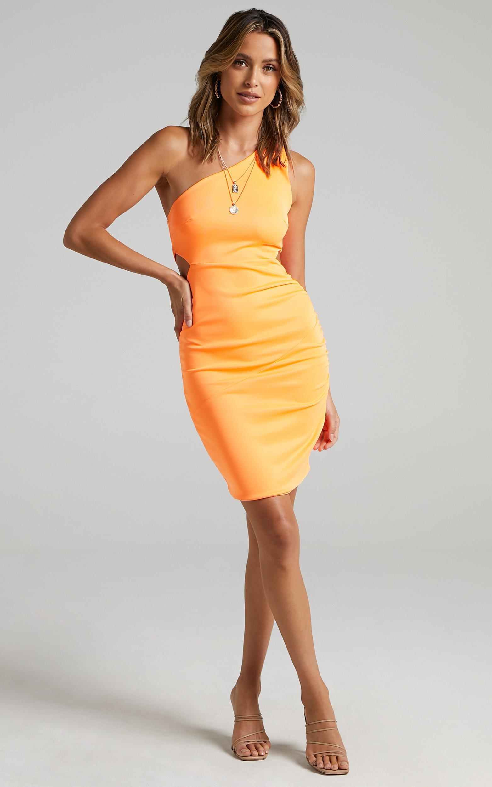 Issi Dress in Orange - 06, ORG1, hi-res image number null