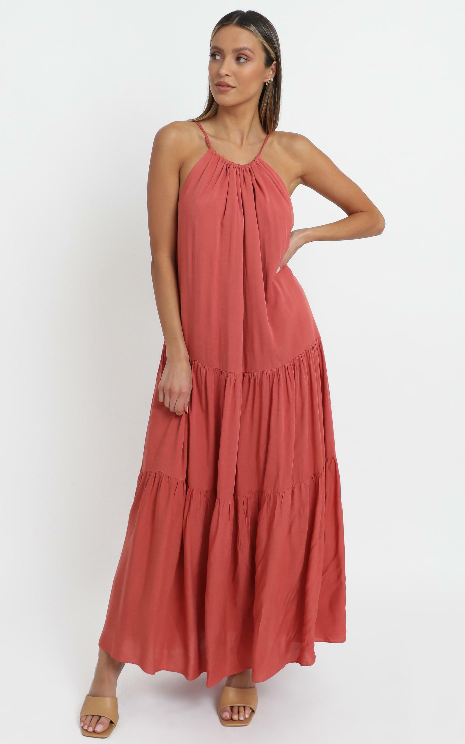 Pyper Dress in Rust - 14 (XL), Rust, hi-res image number null