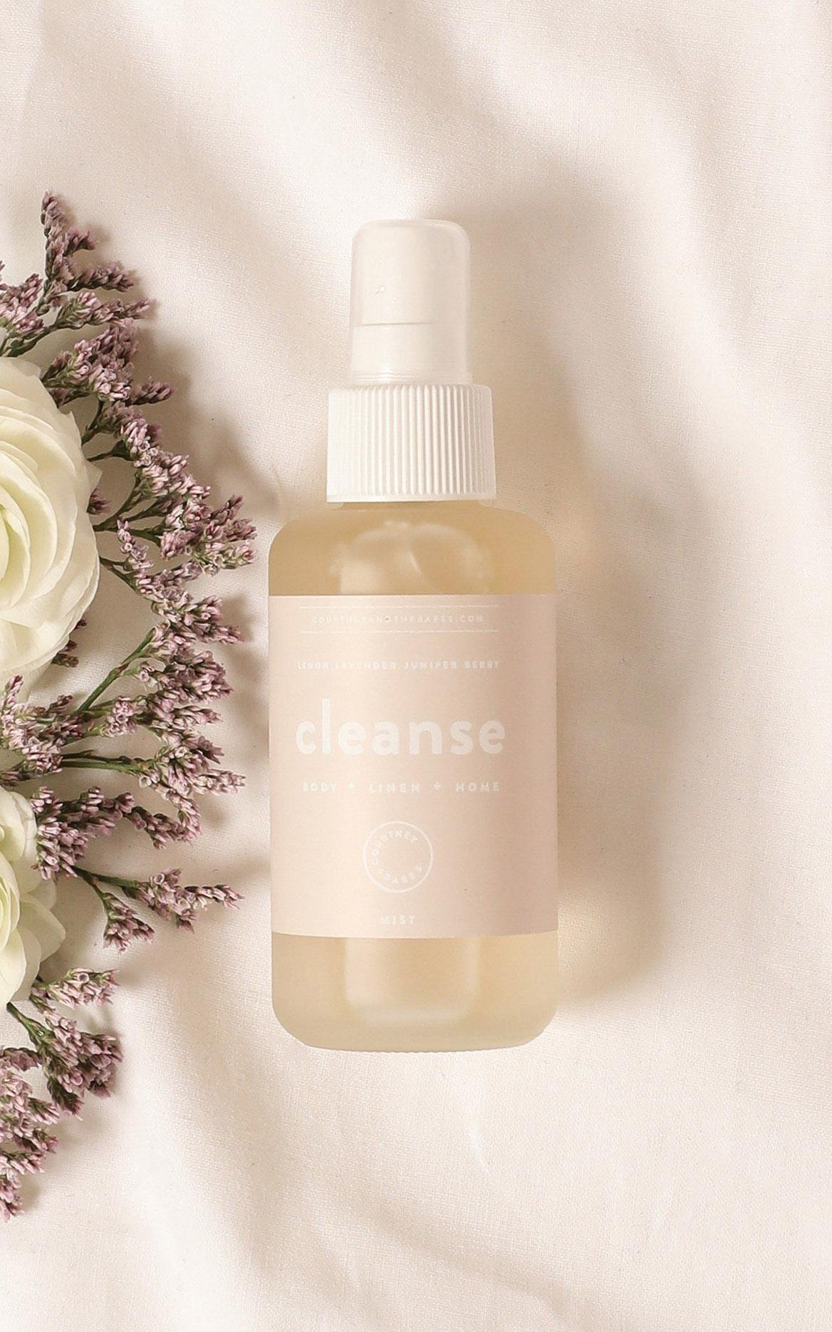 Courtney + Babes - Cleanse Mist 100ml, Pink, hi-res image number null