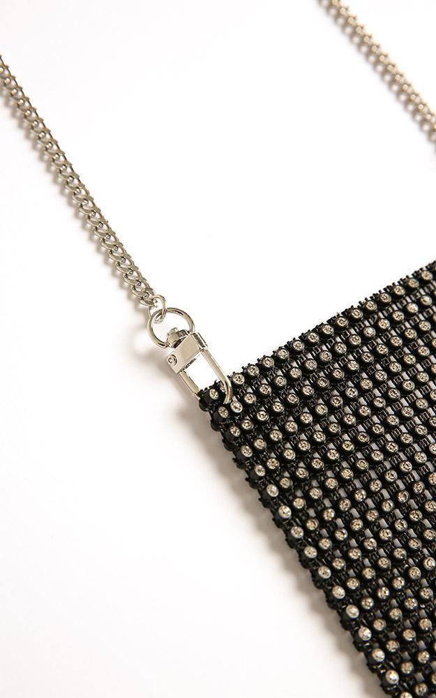 Lucky You bag in silver, , hi-res image number null
