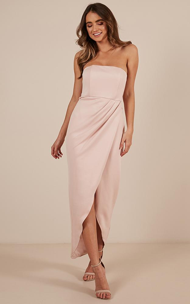 Already Home Dress in blush - 20 (XXXXL), Blush, hi-res image number null