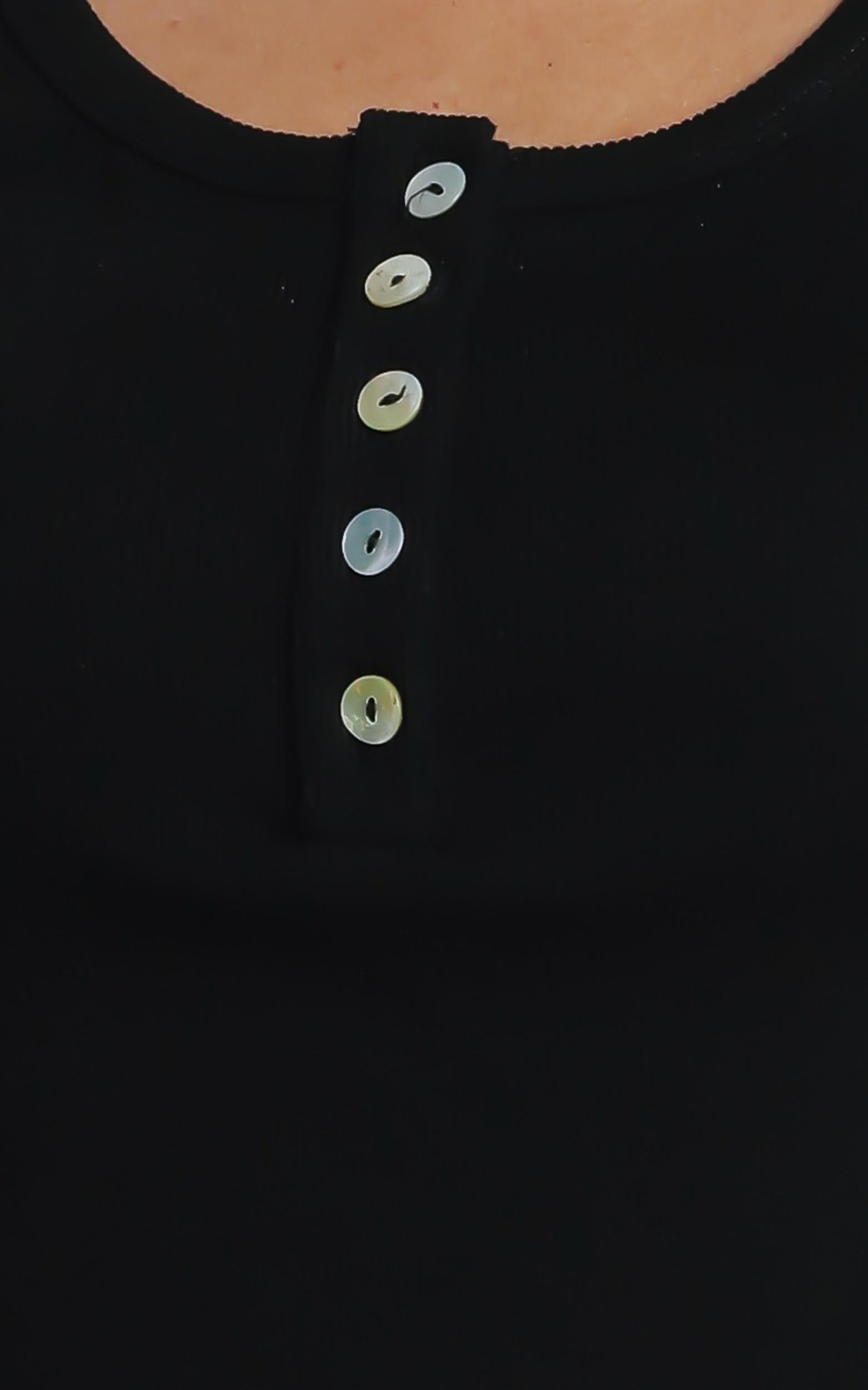 Kitura Cami in Black - 6 (XS), Black, hi-res image number null