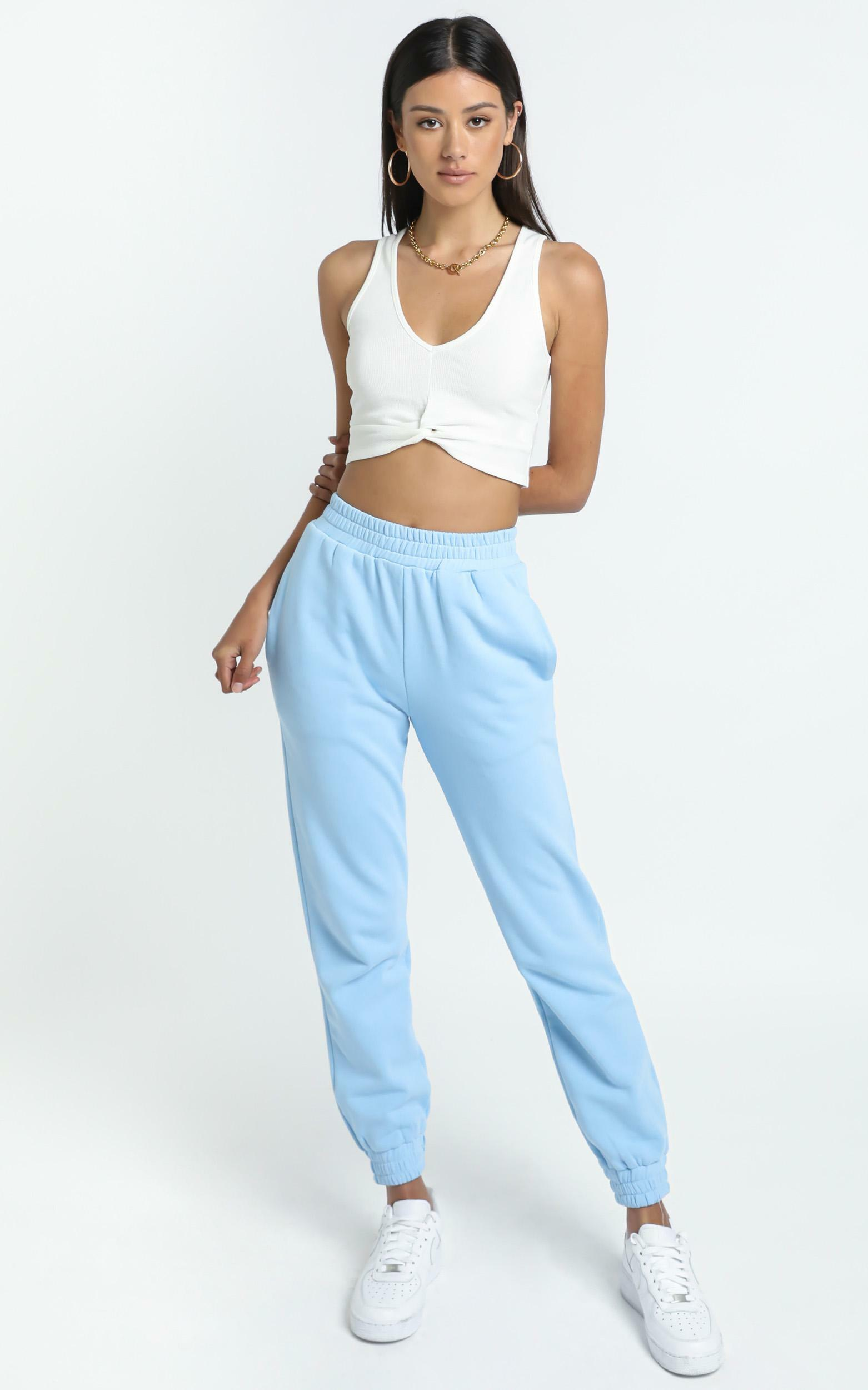 Lauzerte Sweat Pant in Blue - 14 (XL), Blue, hi-res image number null