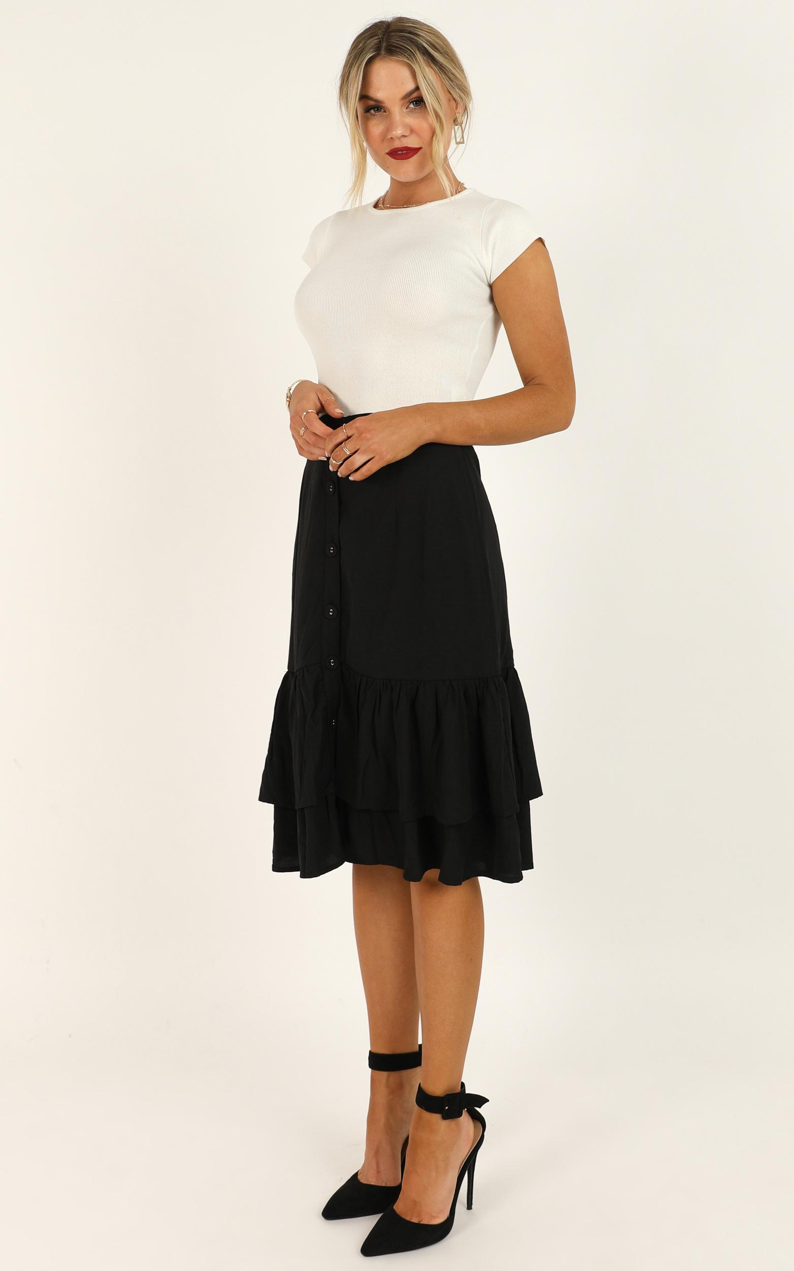 Fierce Competition Skirt in black - 20 (XXXXL), Black, hi-res image number null