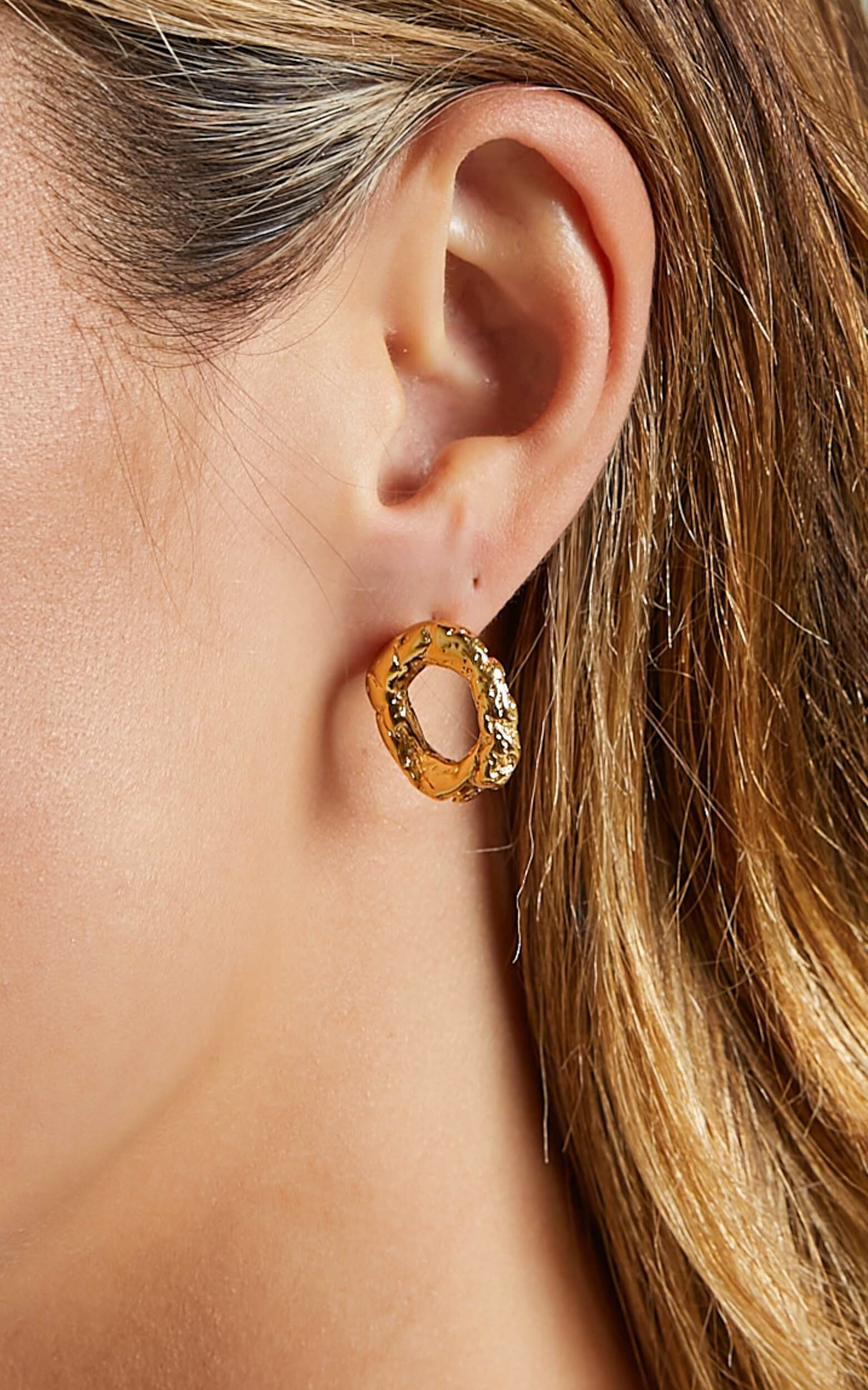 Twila Earrings in Gold - NoSize, GLD1, hi-res image number null