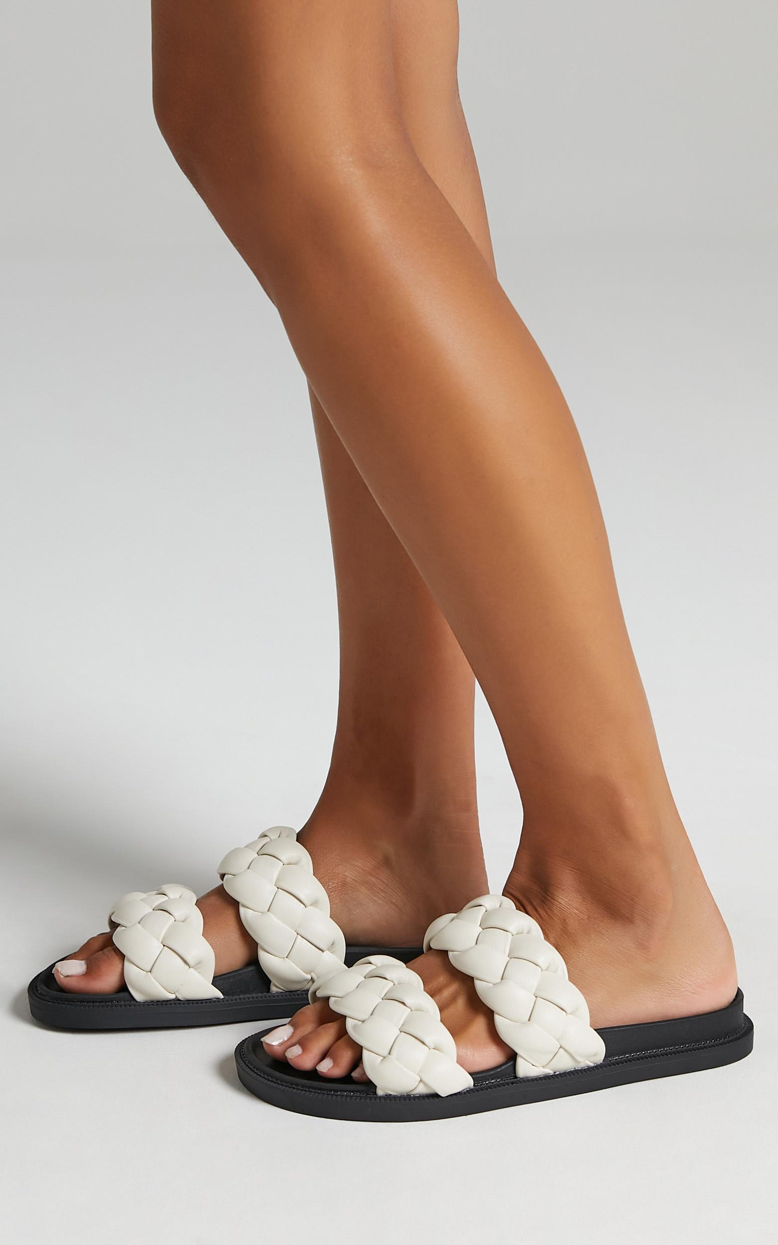 Therapy - Elle Sandals in Cream - 05, CRE2, hi-res image number null