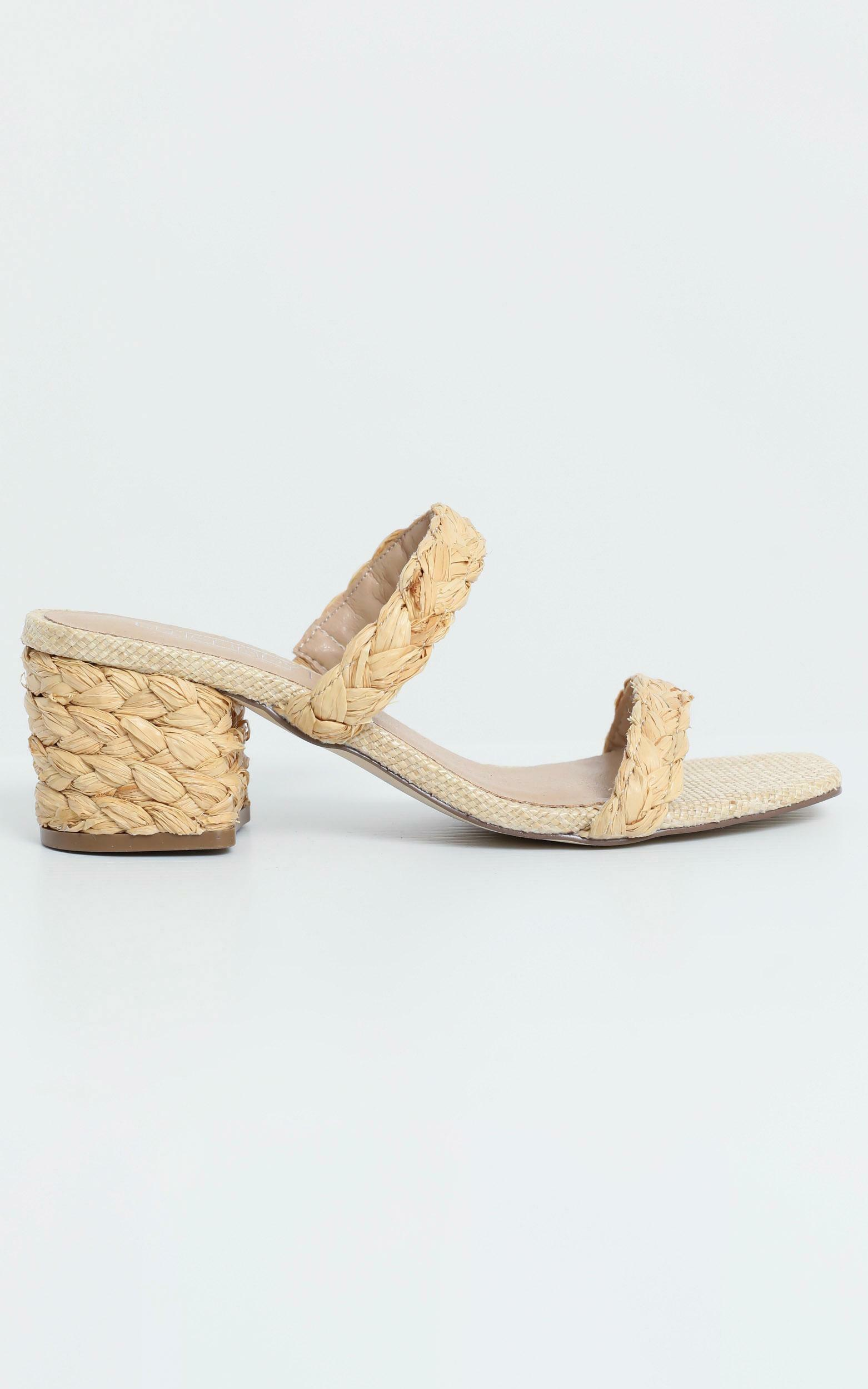 Therapy - Greta Heels in Natural - 5, NEU5, hi-res image number null