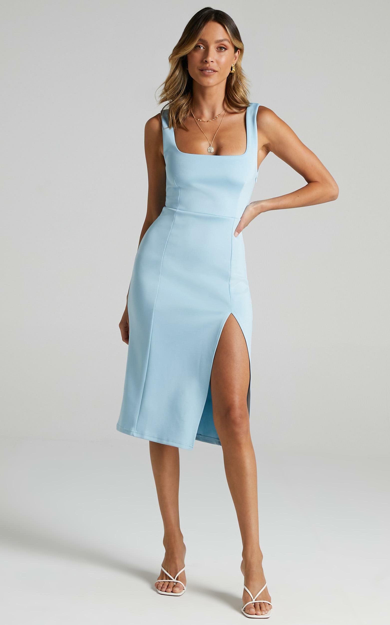 Mini Love Dress in Light Blue - 04, BLU2, hi-res image number null