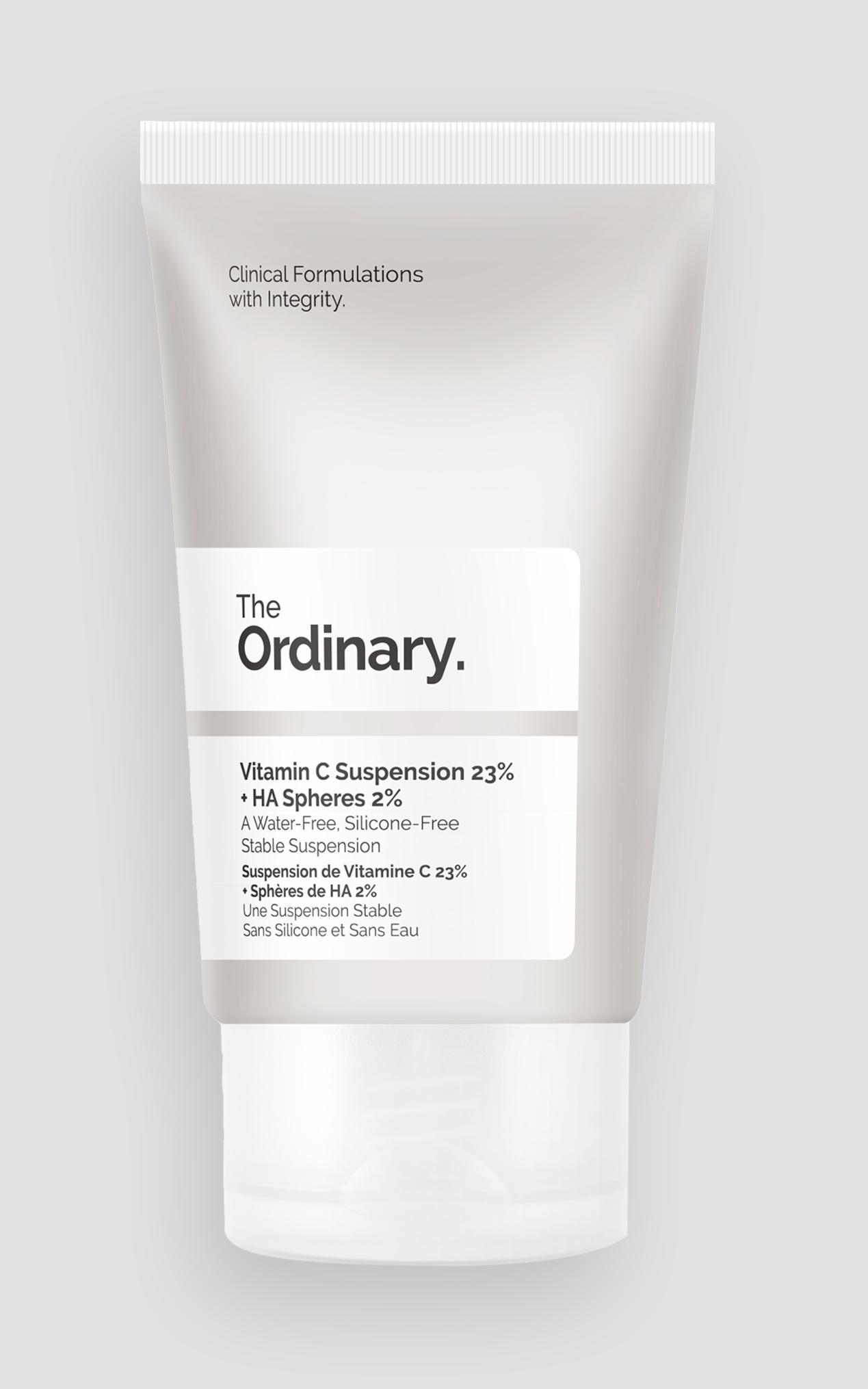 The Ordinary - Vitamin C Suspension 23% + HA Spheres 2% - 30ml , Grey, hi-res image number null