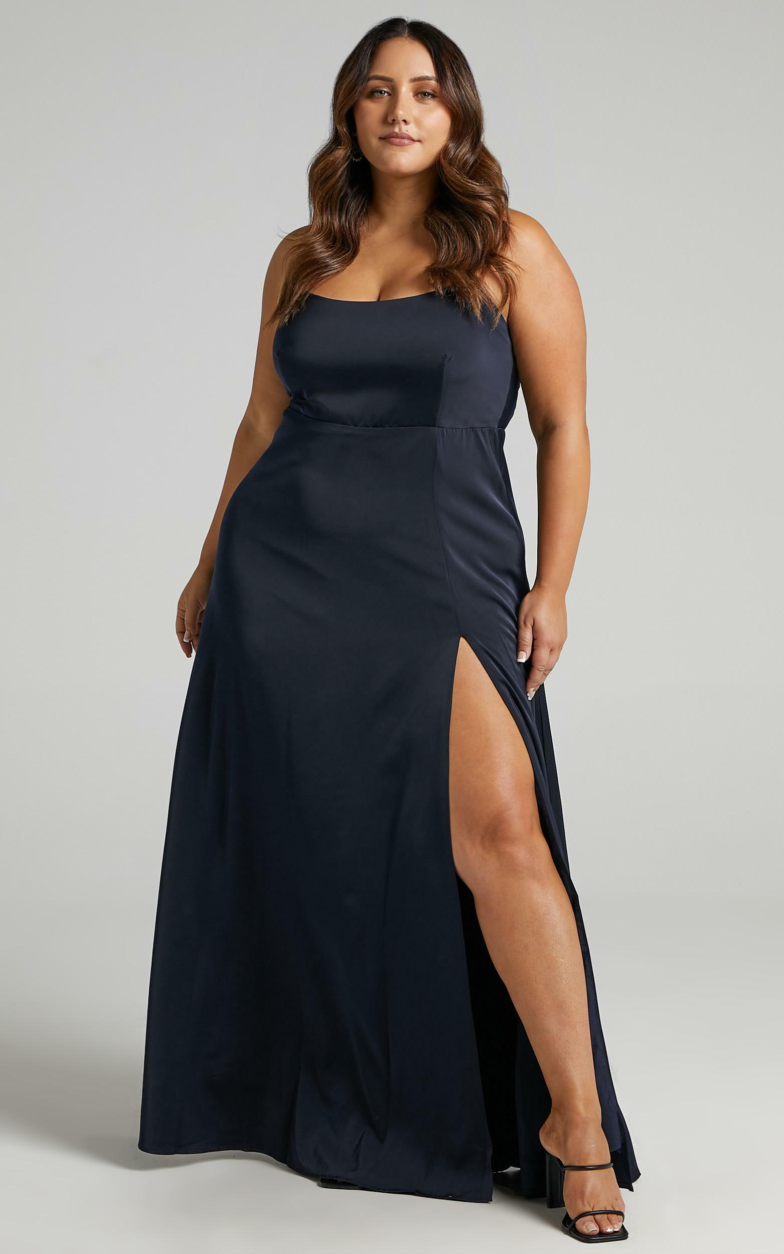 Will It Be Us Dress in Navy - 20, NVY6, hi-res image number null