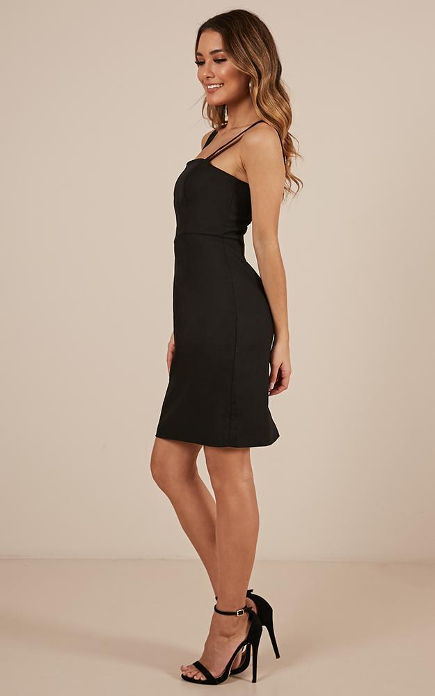 In The Game Dress in black - 12 (L), Black, hi-res image number null