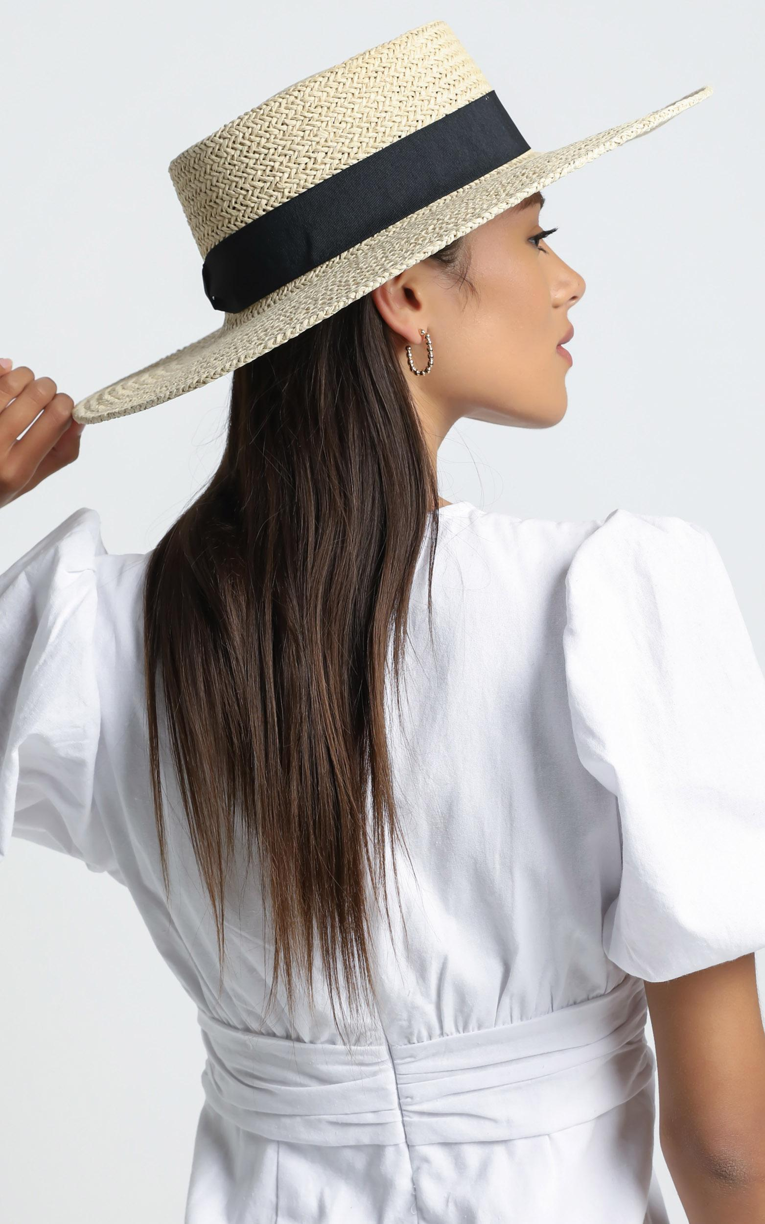 Aubrianna Straw Hat , , hi-res image number null