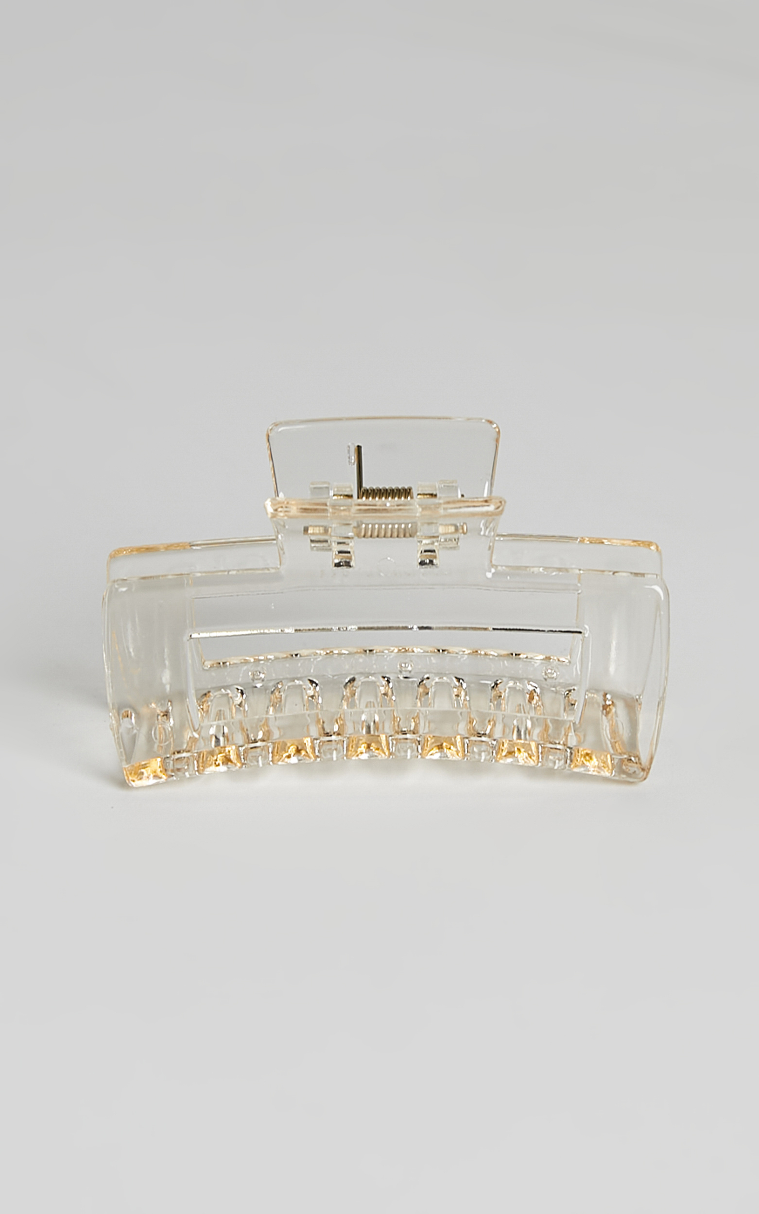 Torres Hair Clip in Clear - NoSize, CLR2, hi-res image number null