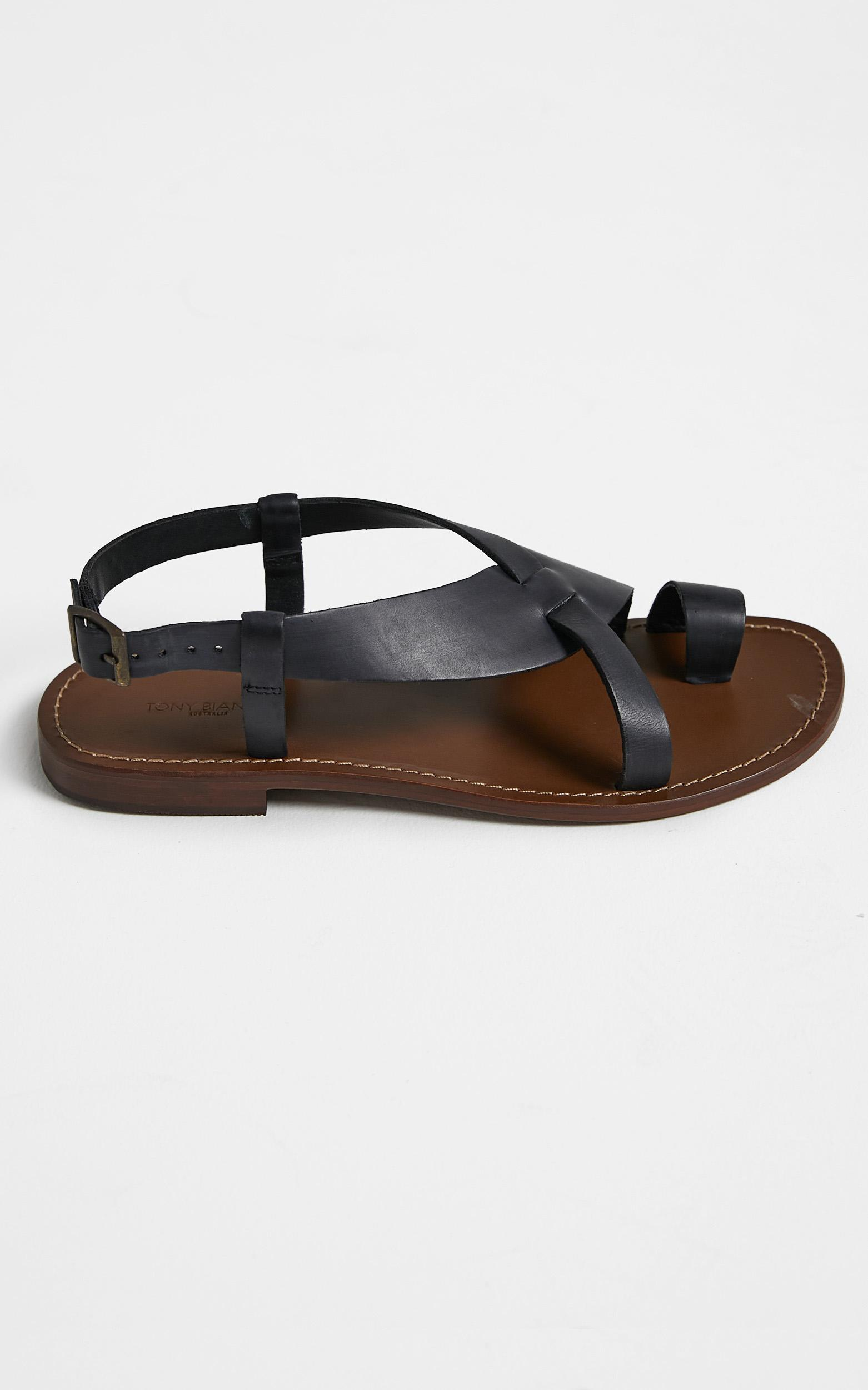 Tony Bianco - Aila Sandals in Black - 5, Black, hi-res image number null