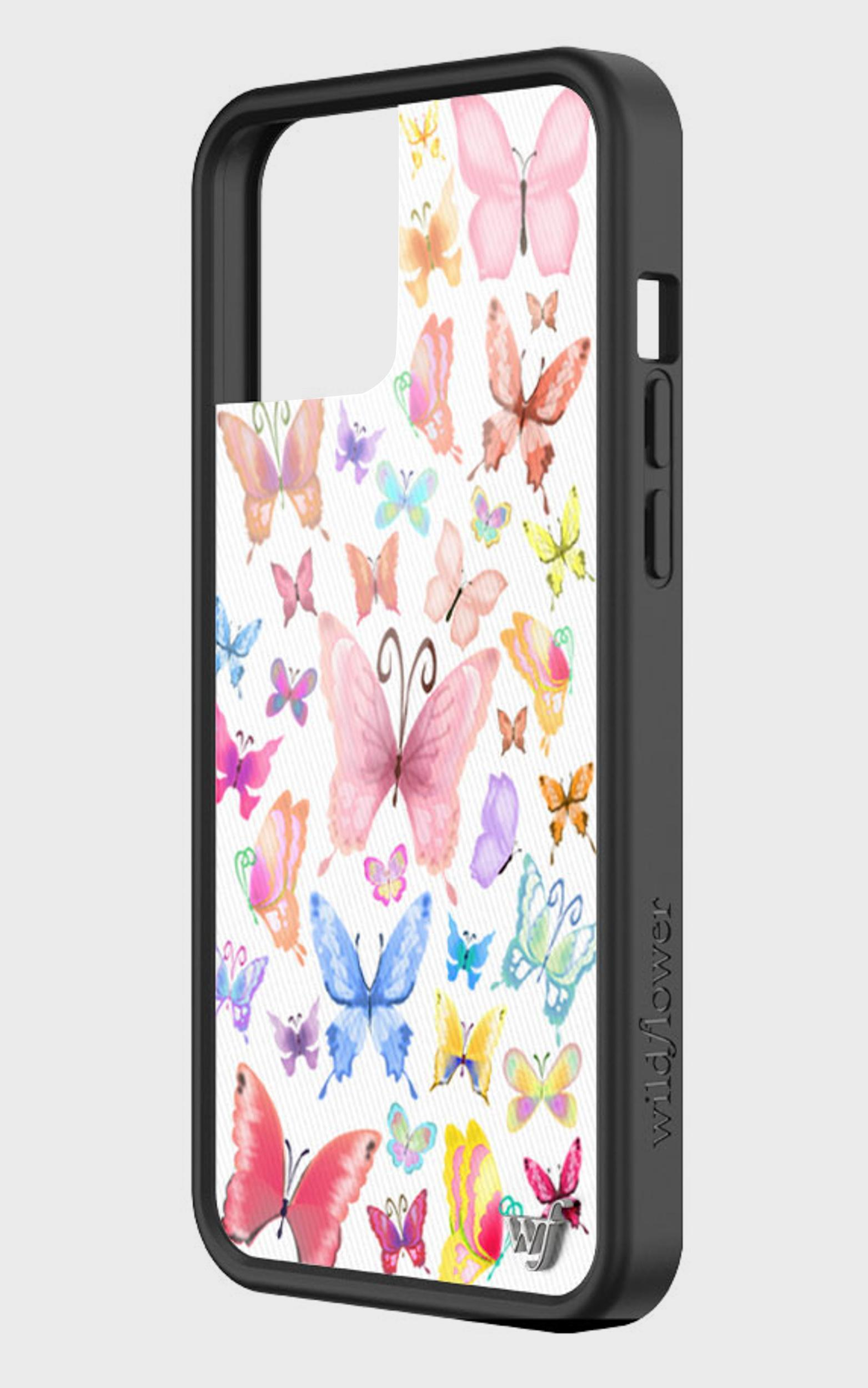 Wildflower - Iphone Case in Flutter - XR, WHT6, hi-res image number null