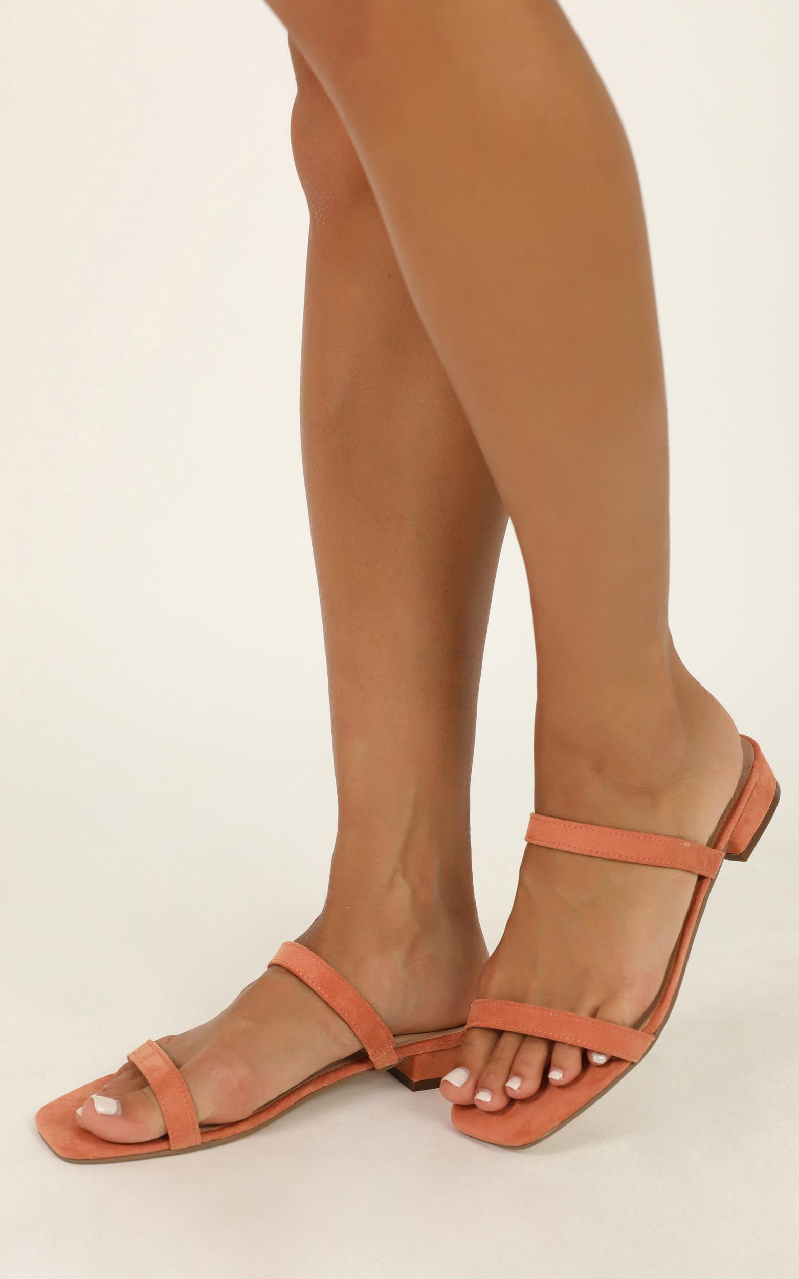Therapy - Beatrix Sandals in coral - 10, Pink, hi-res image number null