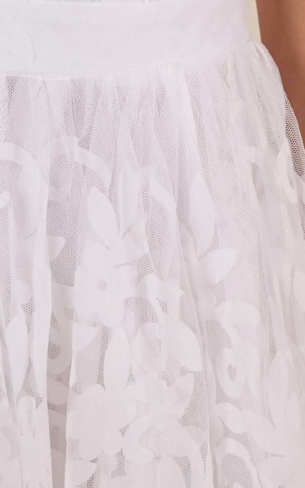 Moon Beam dress in white - 8 (S), White, hi-res image number null