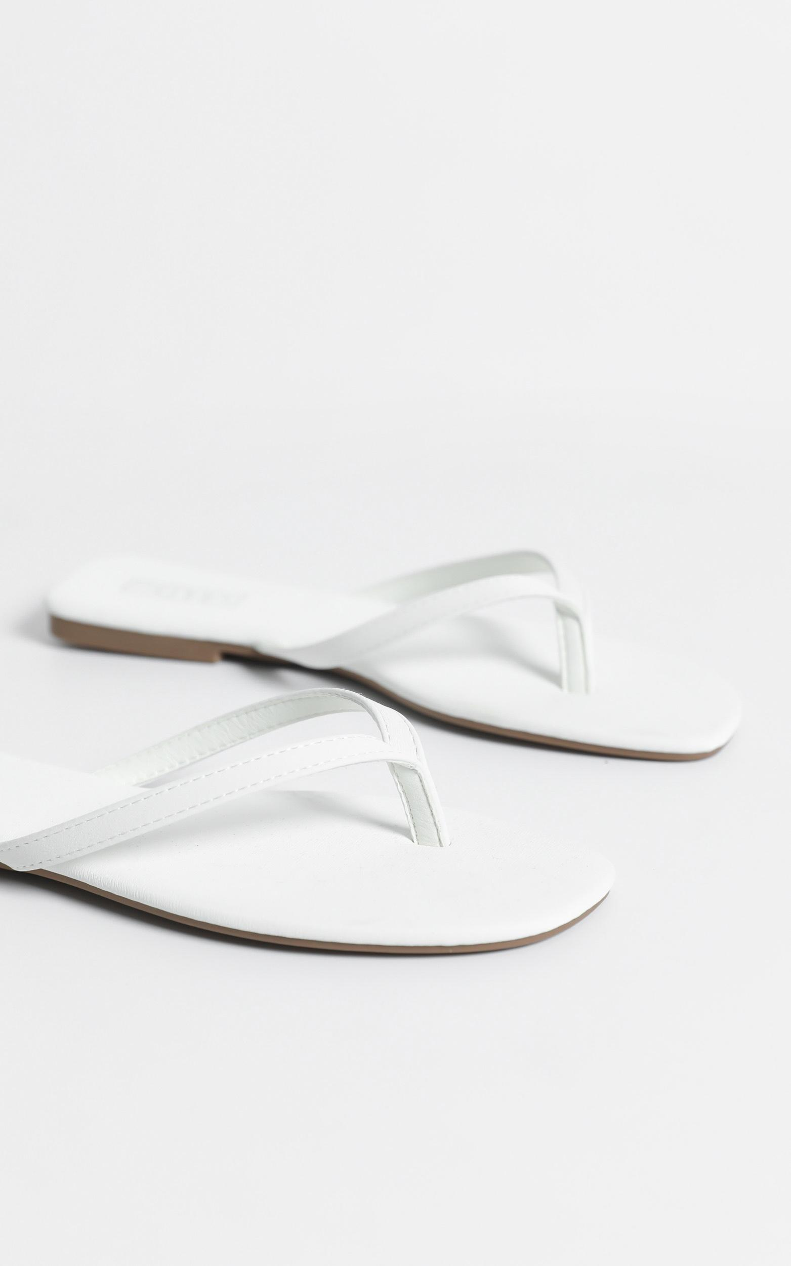 Therapy - Siena Sandals in White - 5, White, hi-res image number null