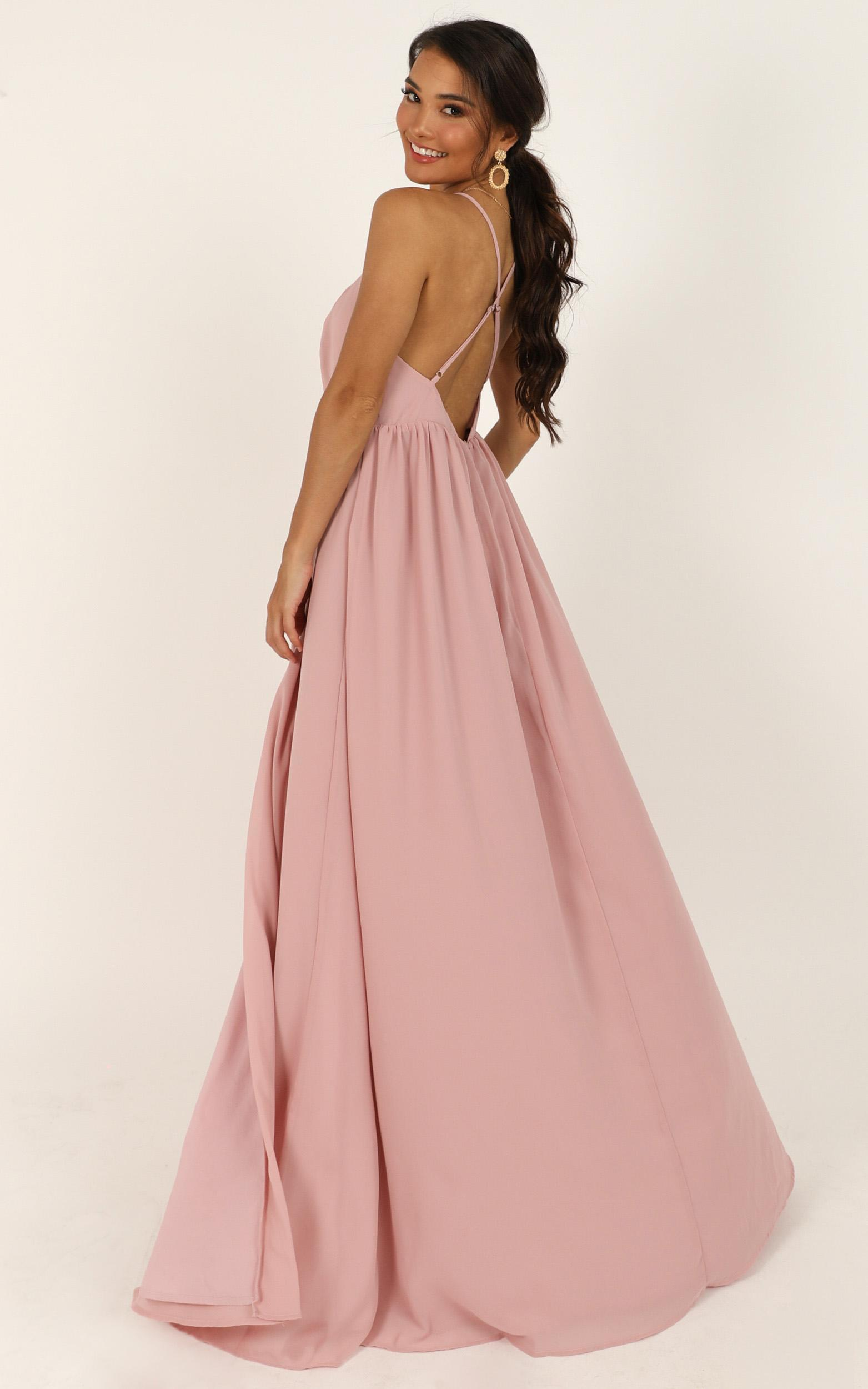 My Kind Of Prom Dress in blush - 20 (XXXXL), Blush, hi-res image number null