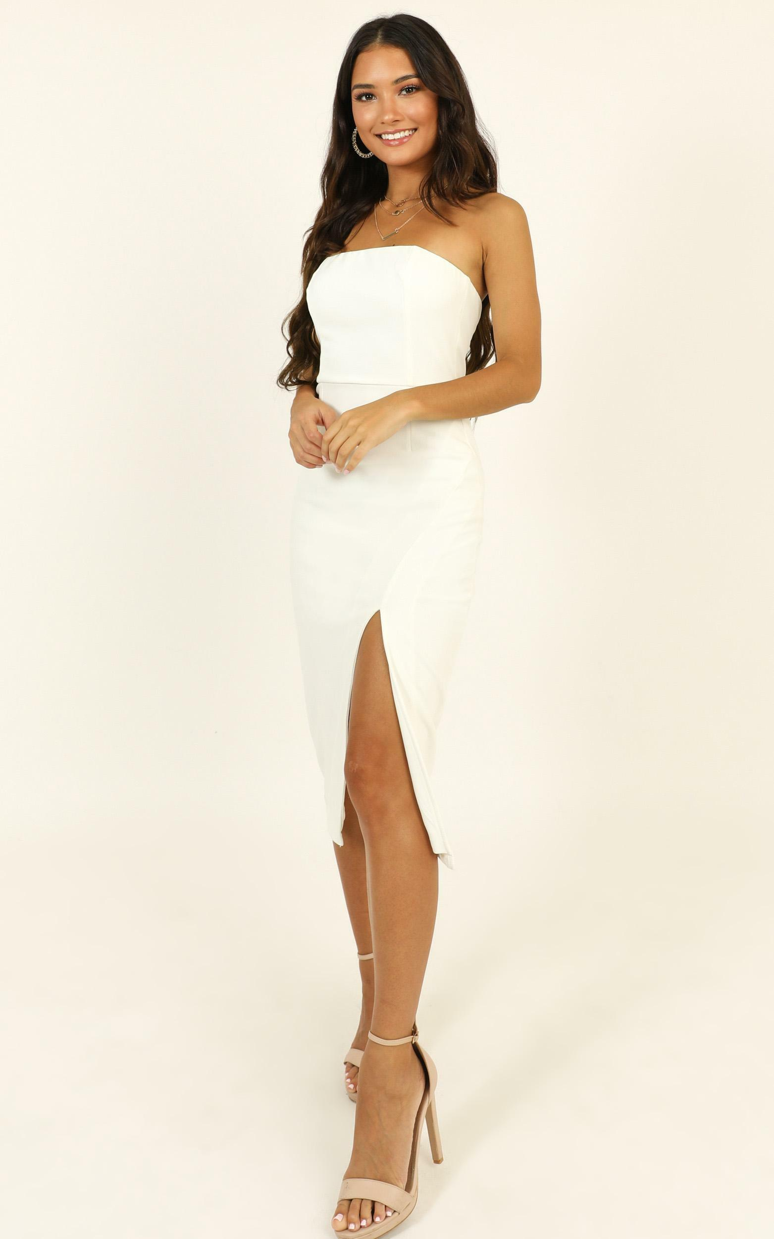 Find Me Where The Wild Things Are Dress in white - 4 (XXS), White, hi-res image number null