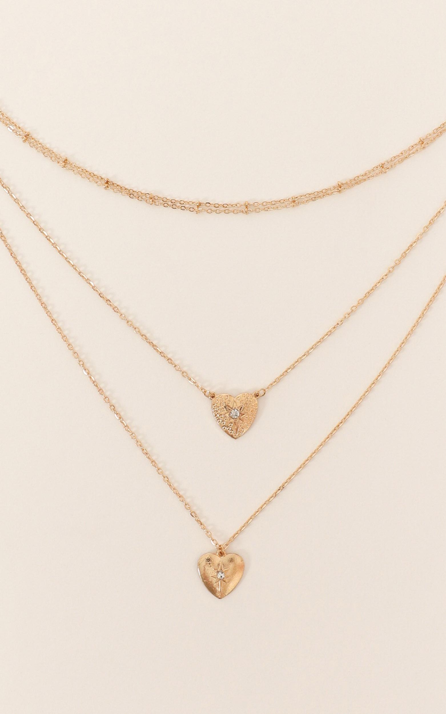 More To Enjoy Necklace In Gold, , hi-res image number null