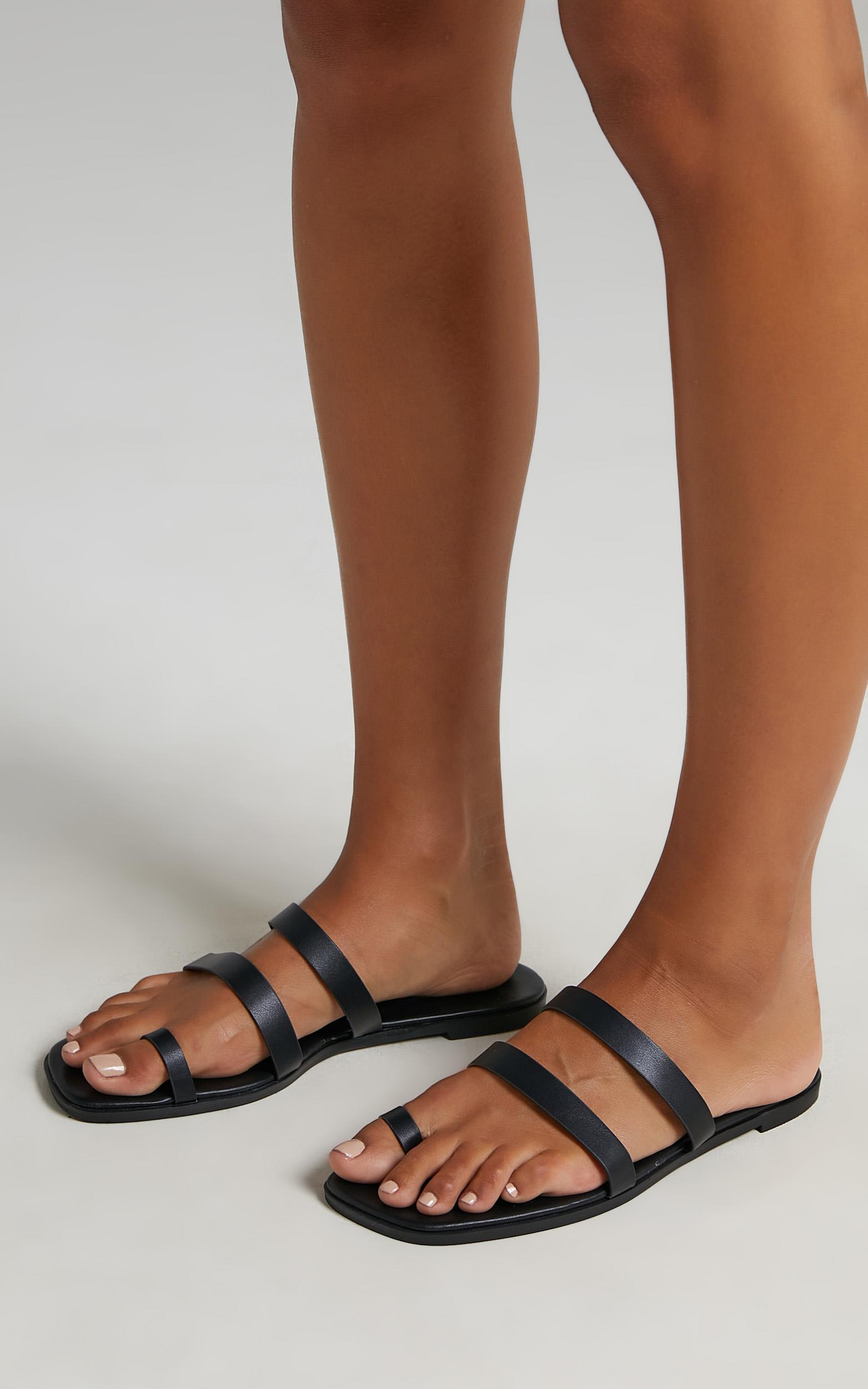 Billini - Leah Sandals in Black - 05, BLK1, hi-res image number null