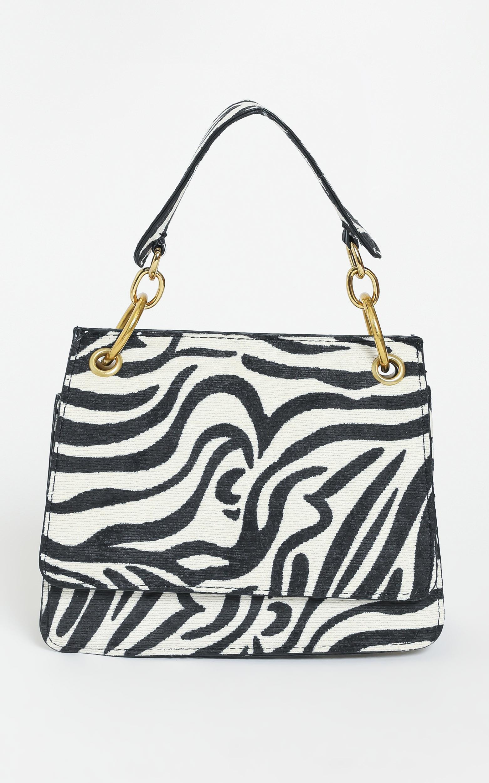 Ryleigh Bag in Zebra Print, , hi-res image number null