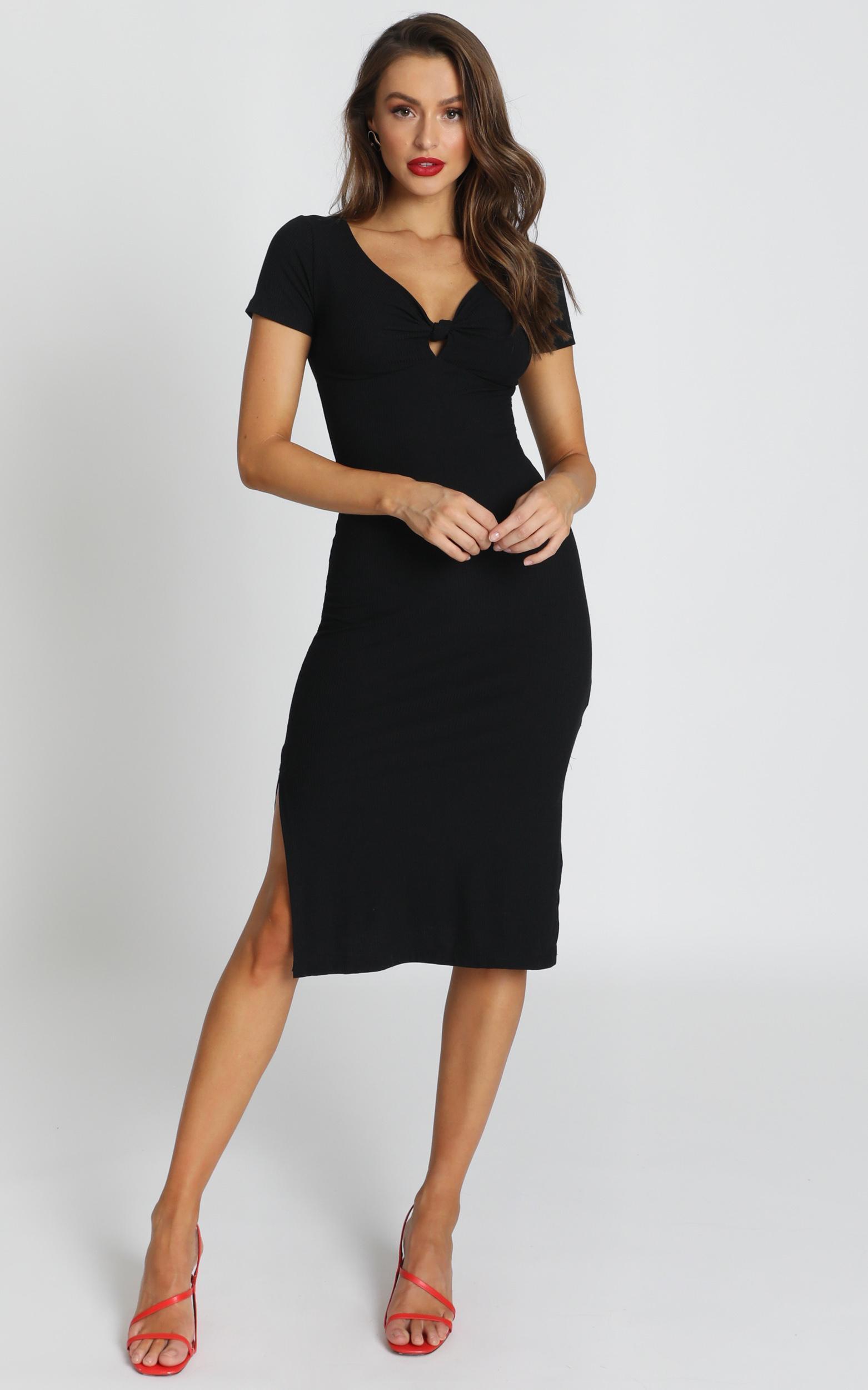 Jolene Dress in black - 14 (XL), Black, hi-res image number null