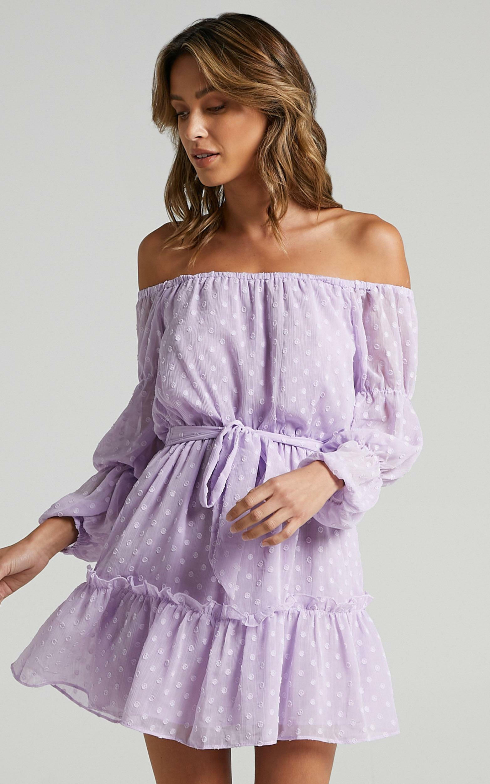 Party Life Dress in Lilac - 06, PRP1, hi-res image number null