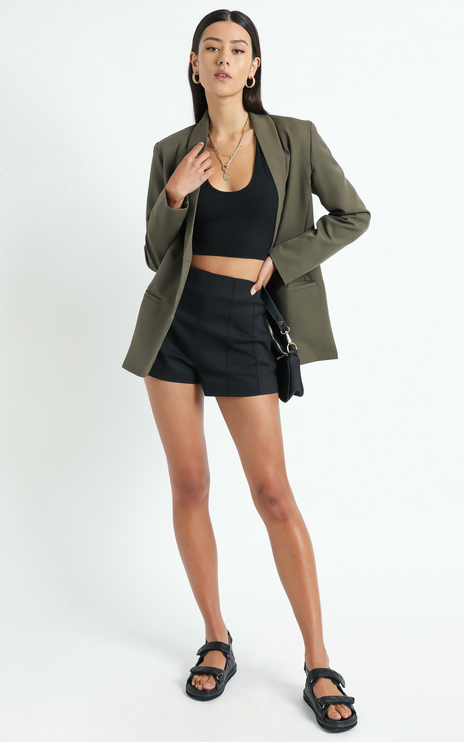 Miss Universe Blazer in Moss - 06, GRN3, hi-res image number null
