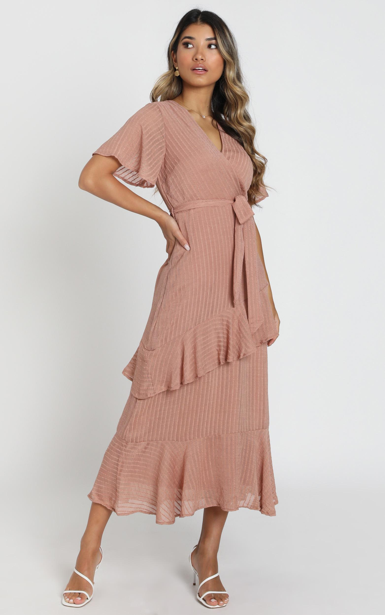Alba Dress in mauve - 8 (S), Mauve, hi-res image number null