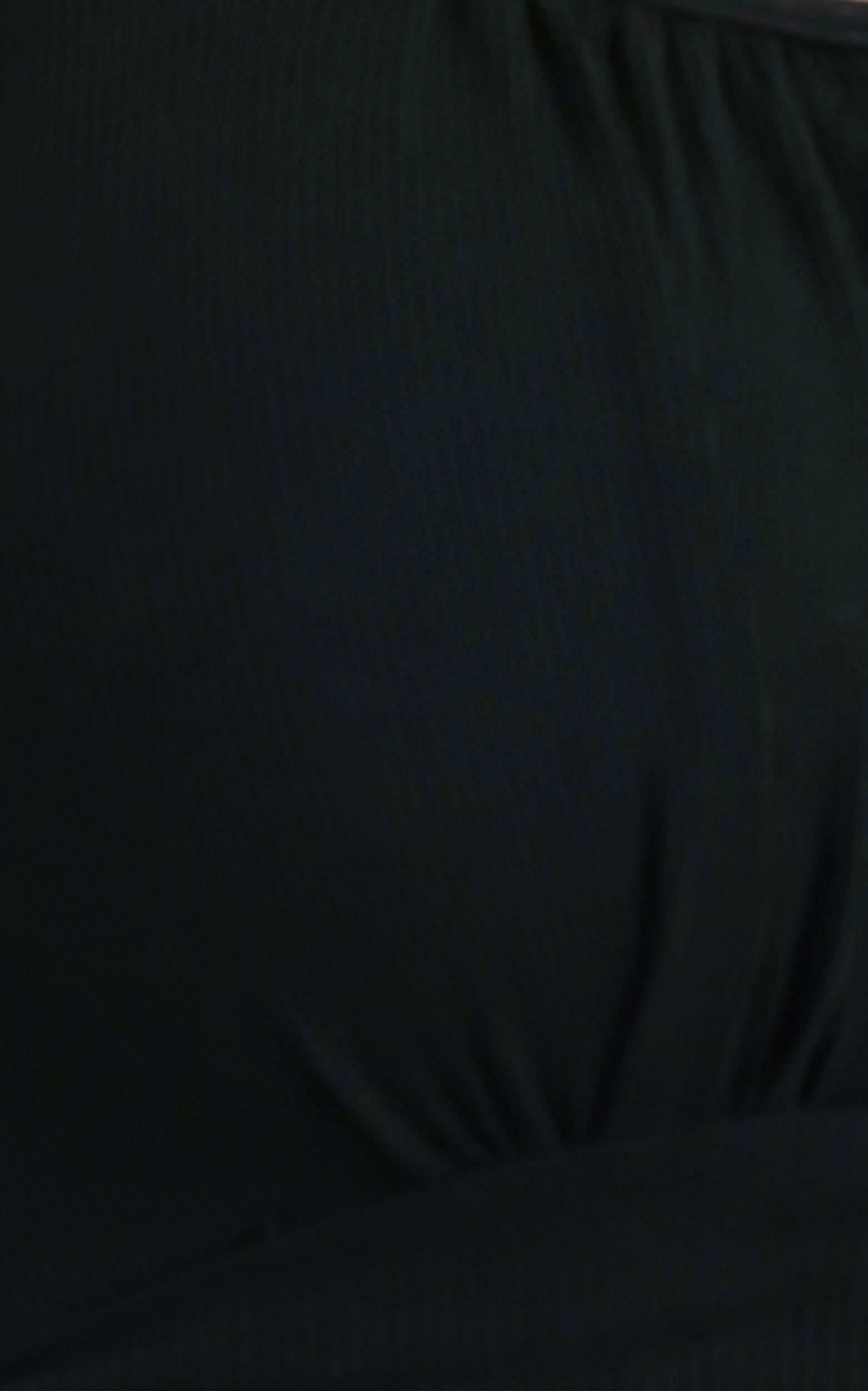 Langley Dress in Black - 12 (L), BLK1, hi-res image number null