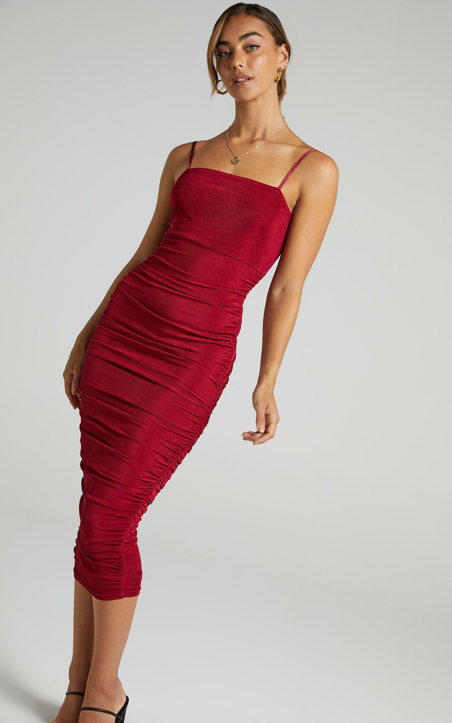 Commit To Me Maxi Dress in Wine - 04, WNE3, hi-res image number null