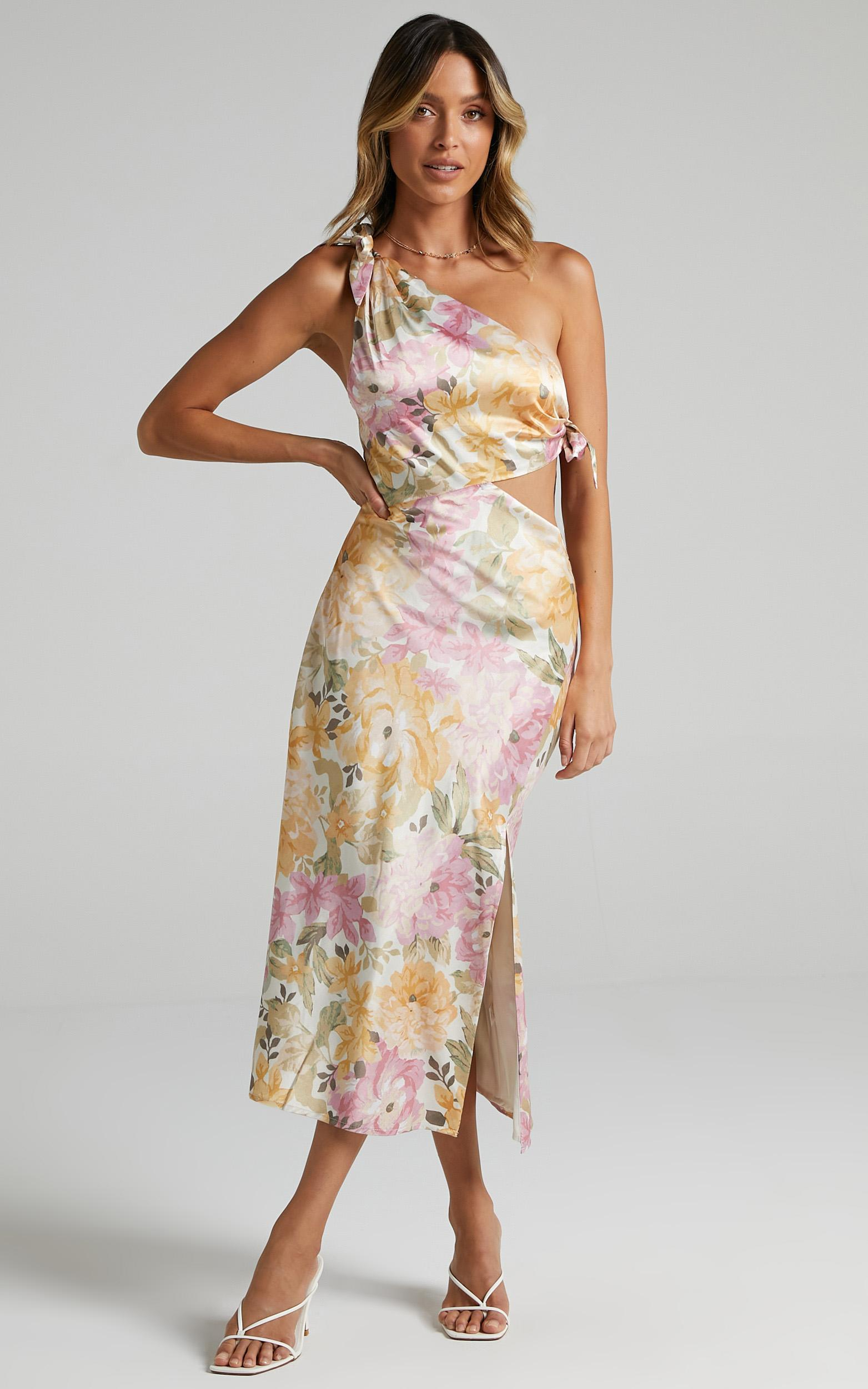 Glaucus Dress in Elegant Rose - 6 (XS), Multi, hi-res image number null