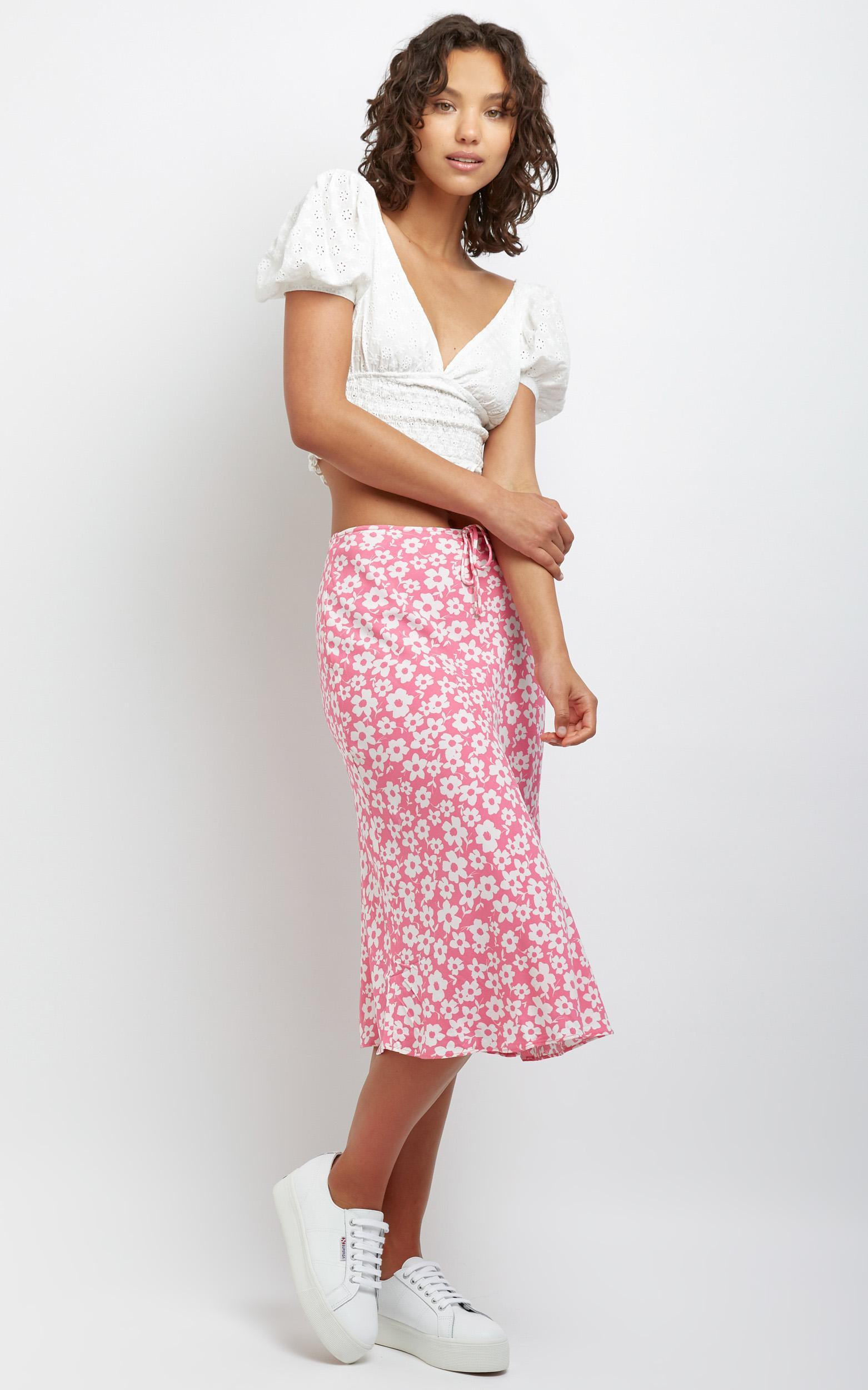 Kentucky Skirt in pink - 8 (S), PNK1, hi-res image number null