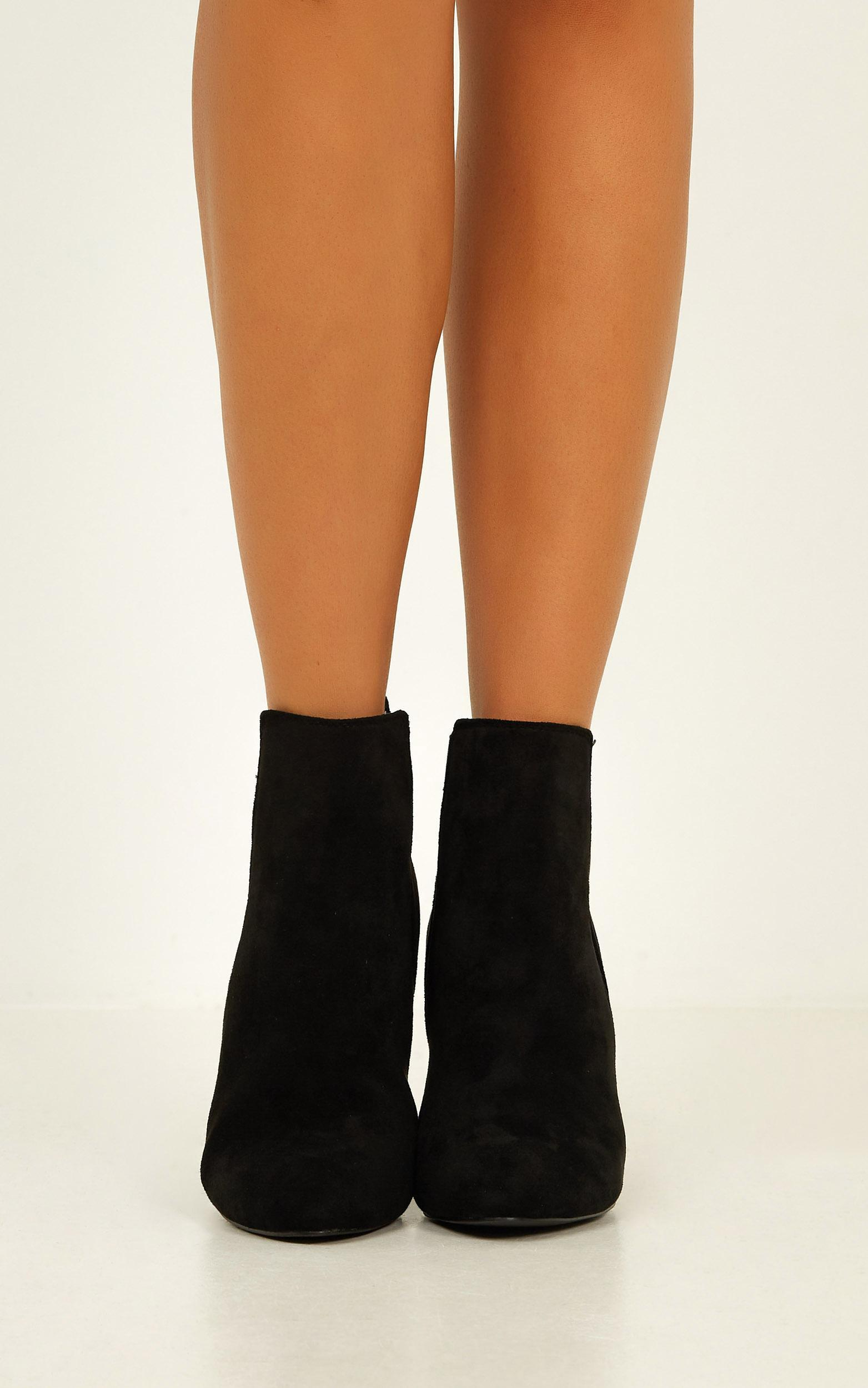 Billini - Jonte boots in black tumble - 10, Black, hi-res image number null