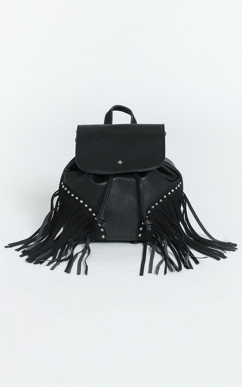 Peta and Jain - Nava Backpack in black, , hi-res image number null