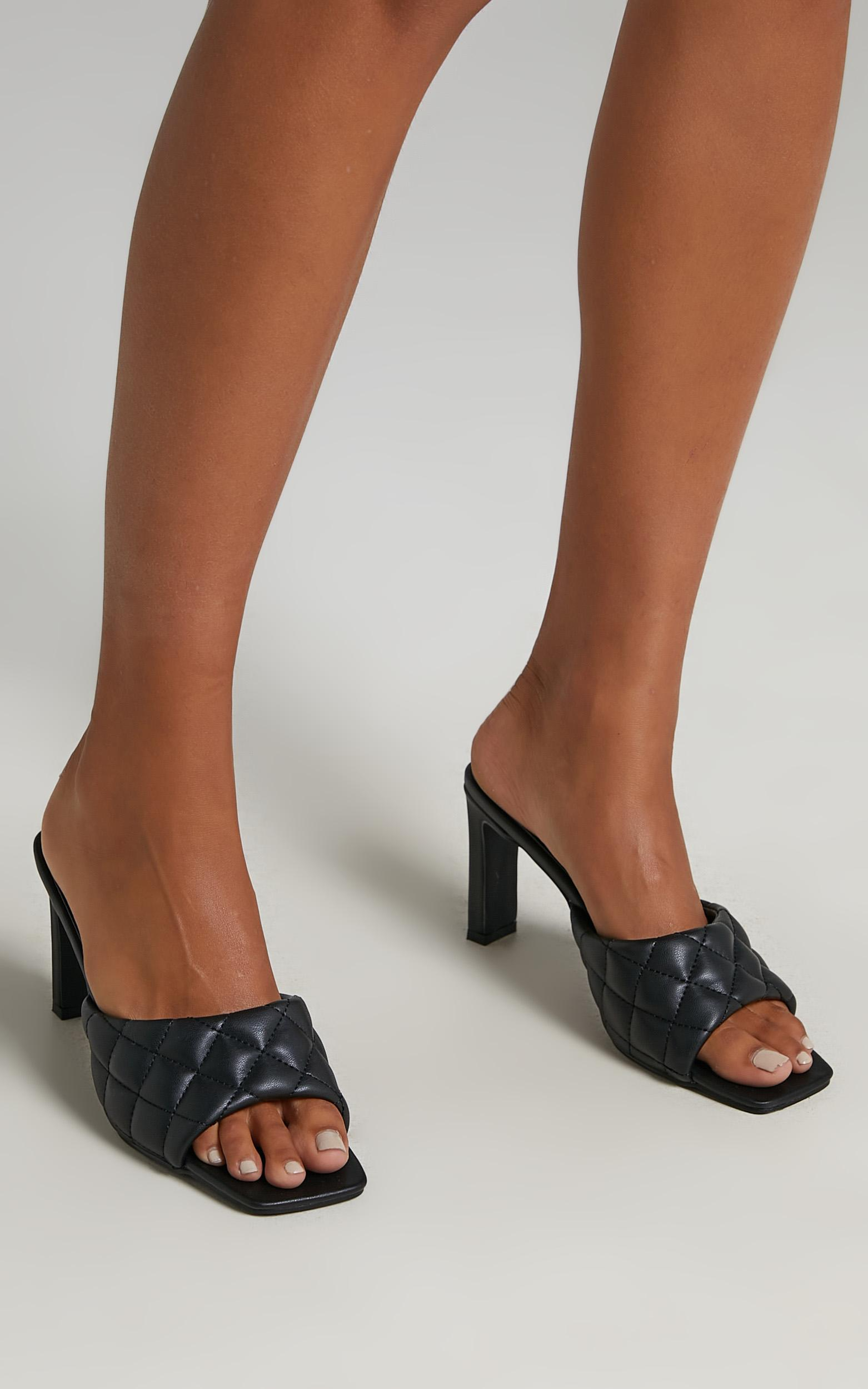 Billini - Orna Heels in Black - 5, Black, hi-res image number null