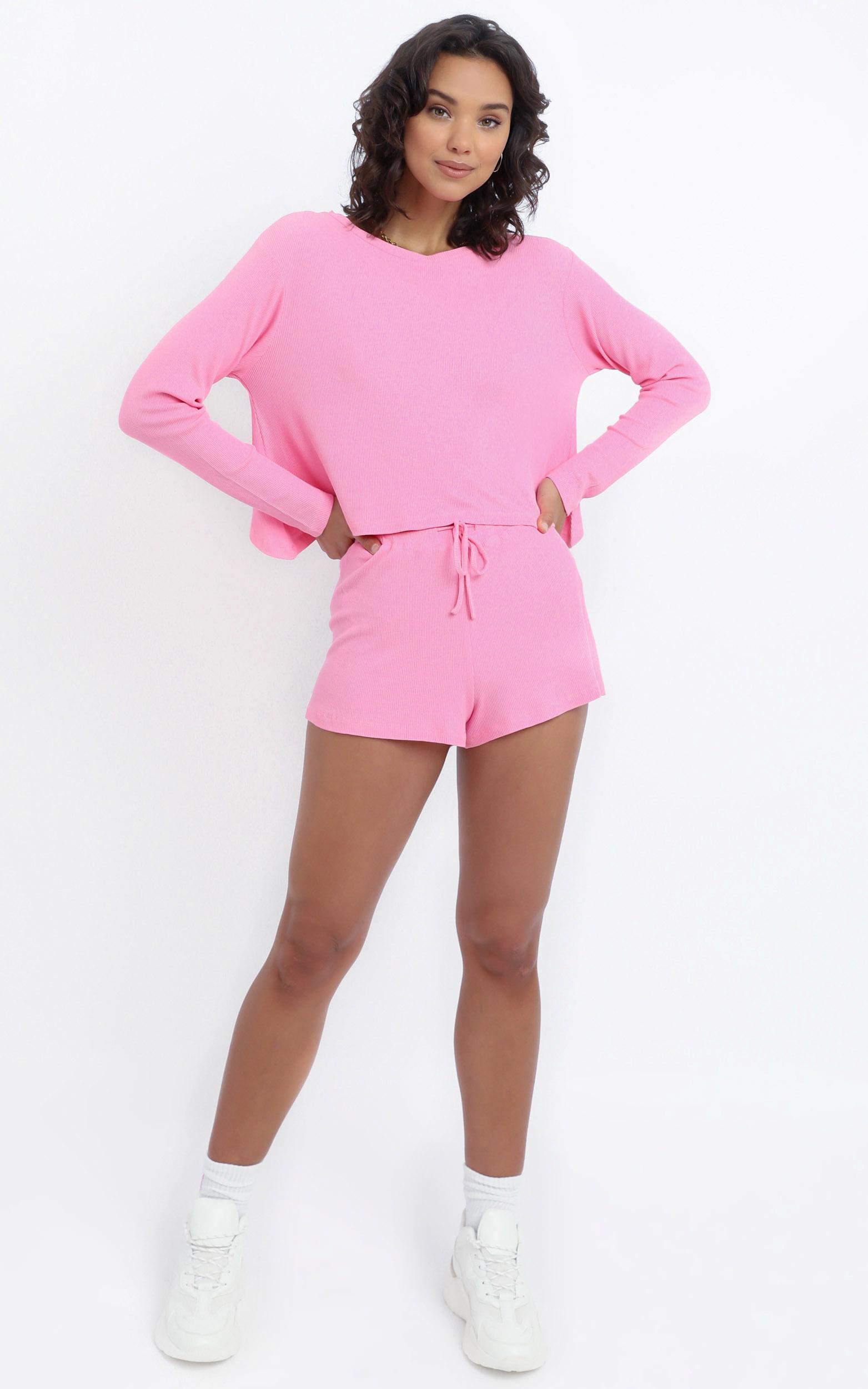 Kallan Shorts in Pink - 12 (L), PNK1, hi-res image number null
