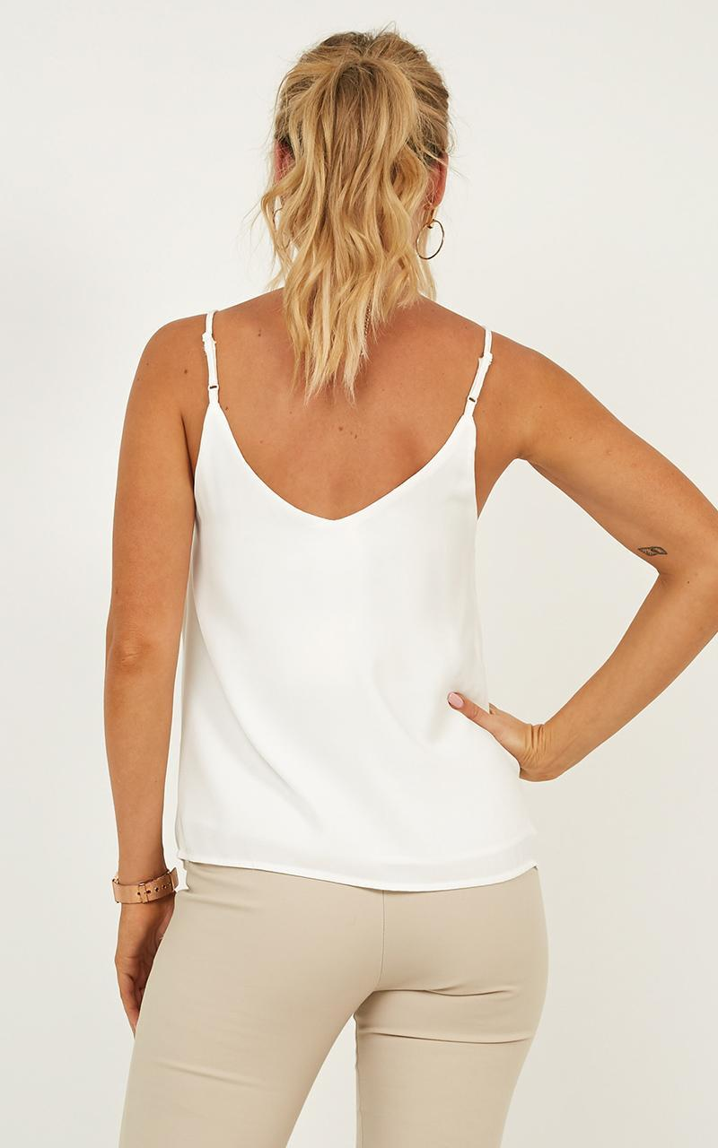 Merger Top in White - 20 (XXXXL), White, hi-res image number null