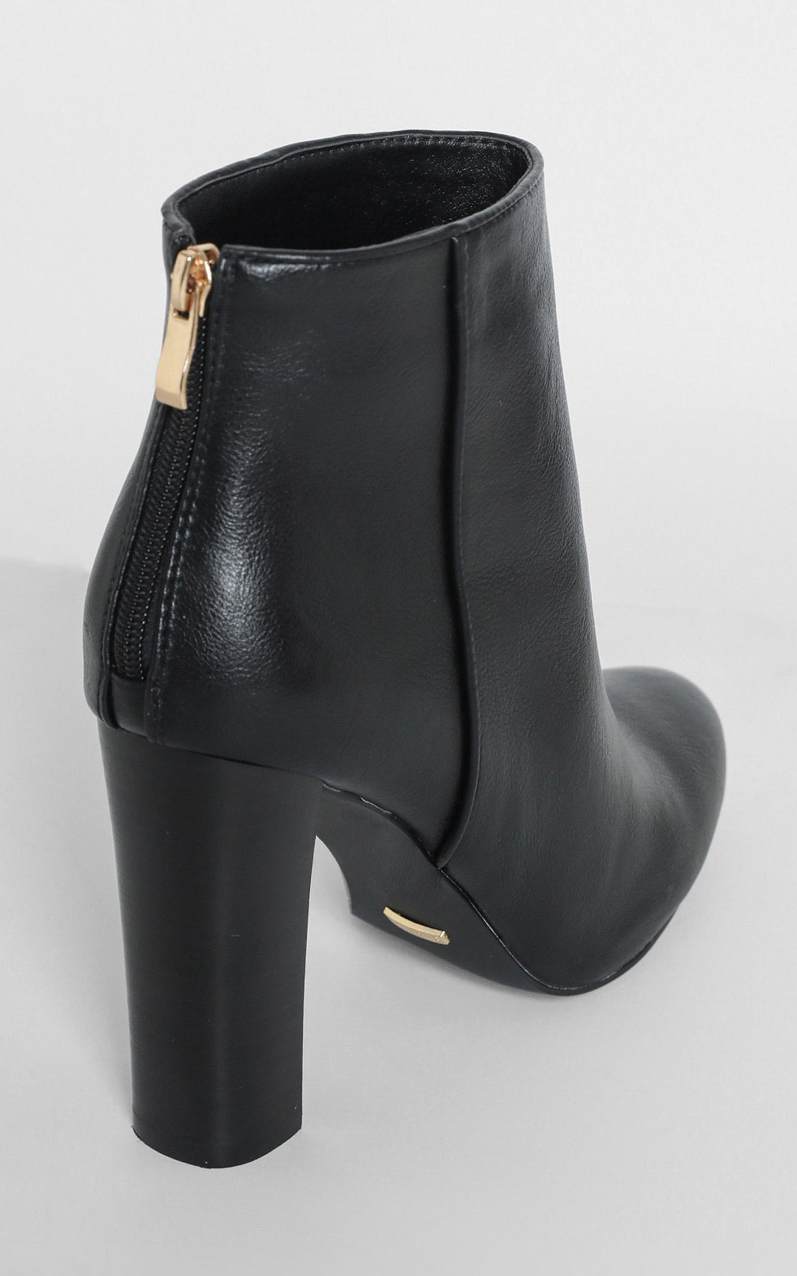 Billini - Pacey Boots in black - 5, Black, hi-res image number null