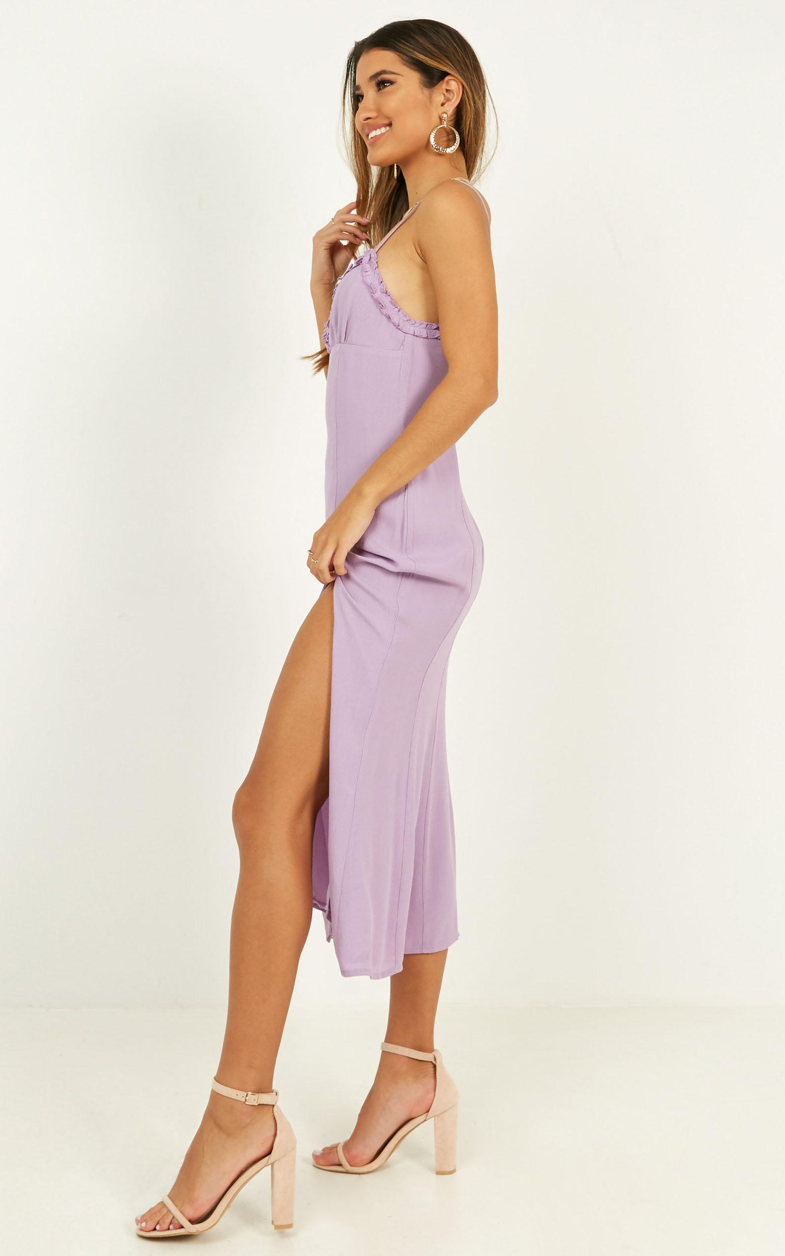 Intrinsic Girl Dress in lilac - 20 (XXXXL), Purple, hi-res image number null