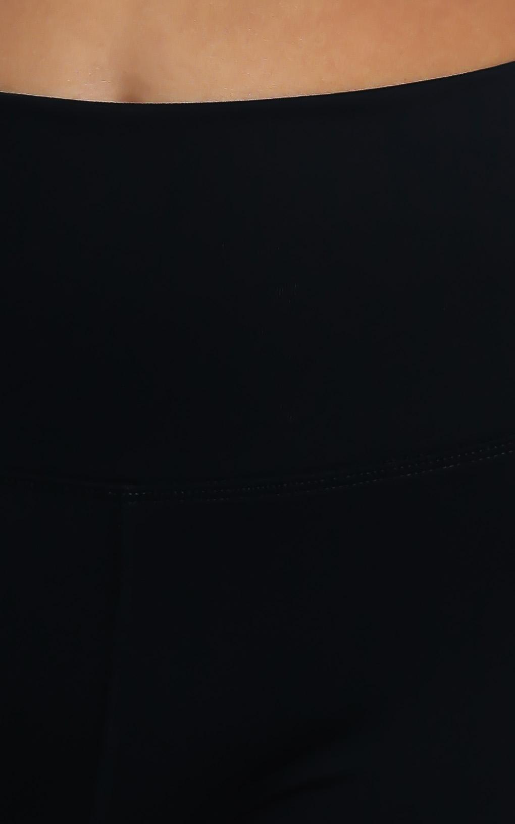 Cheska Bike Shorts in Black - 12 (L), Black, hi-res image number null
