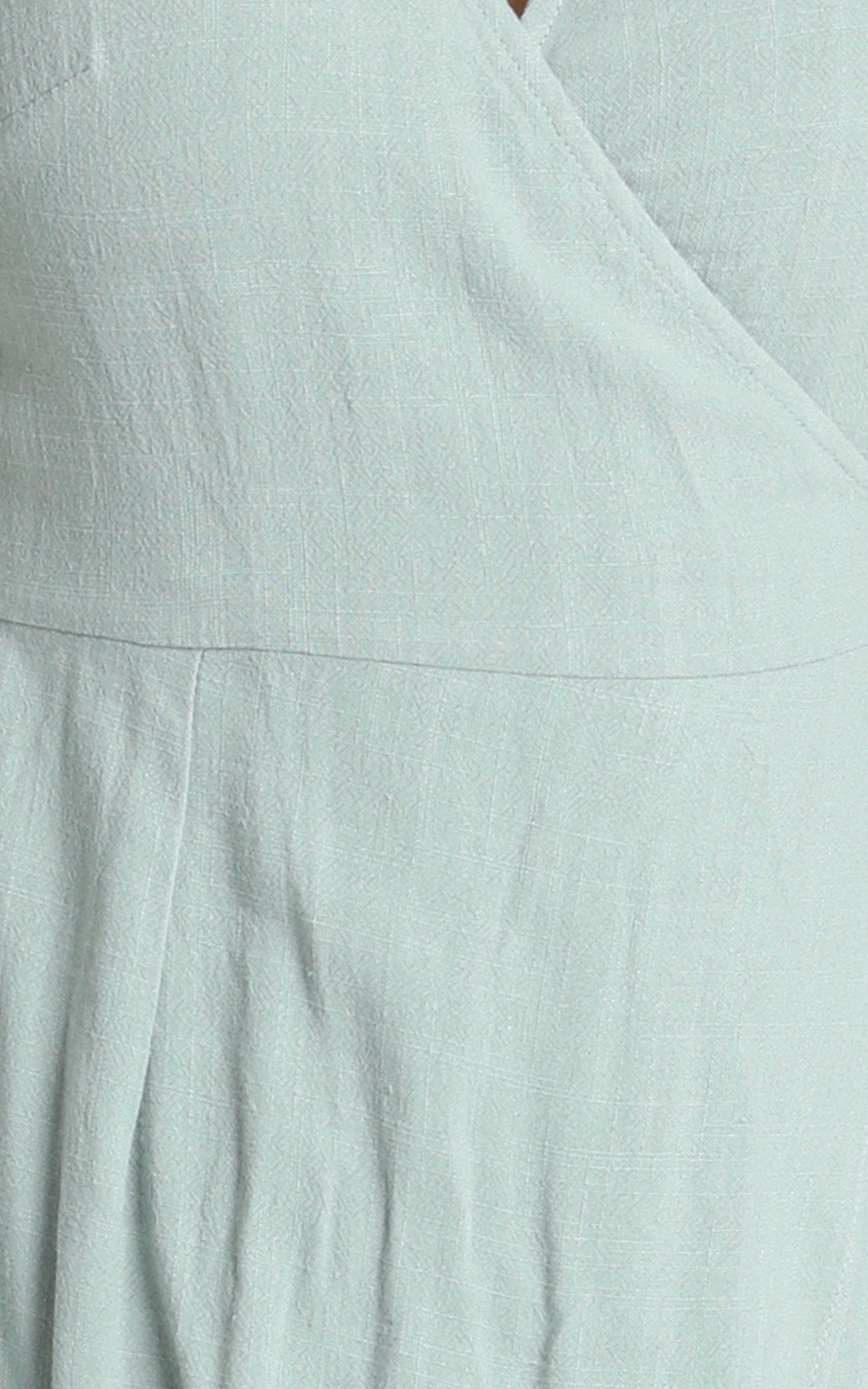 World Of Dream Dress in sage - 14 (XL), Sage, hi-res image number null