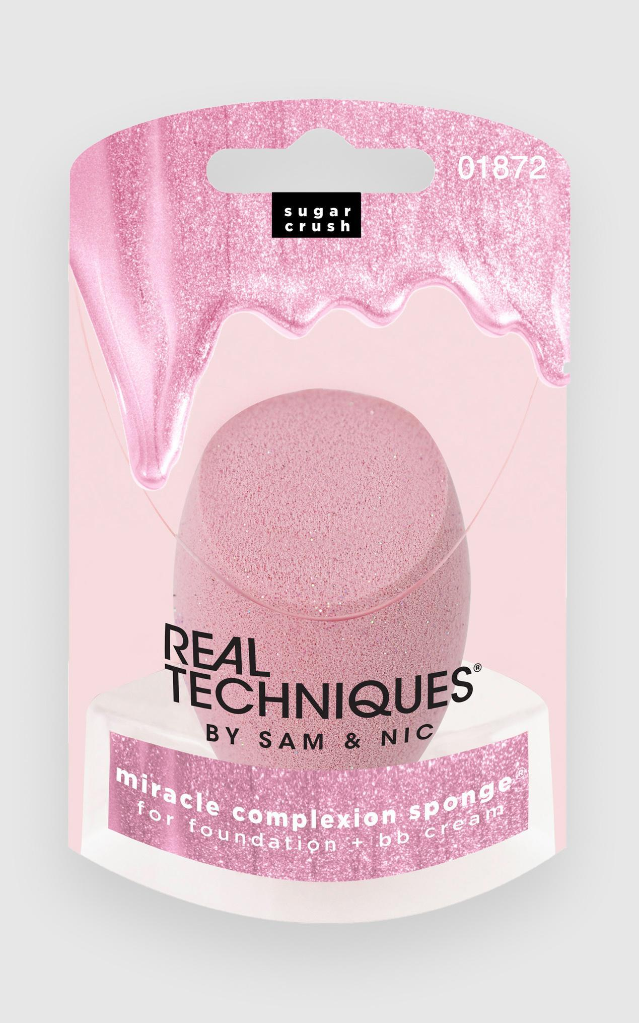 Real Techniques - Miracle Complexion Sponge in Pink, , hi-res image number null