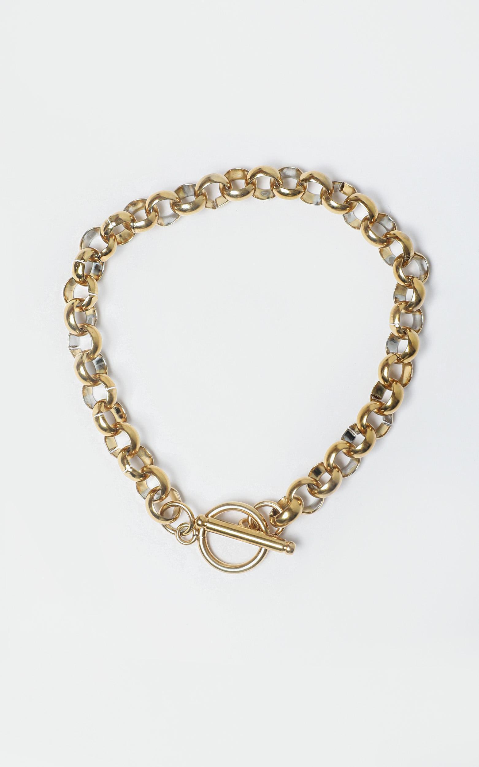 Aileene Bracelet in Gold, , hi-res image number null