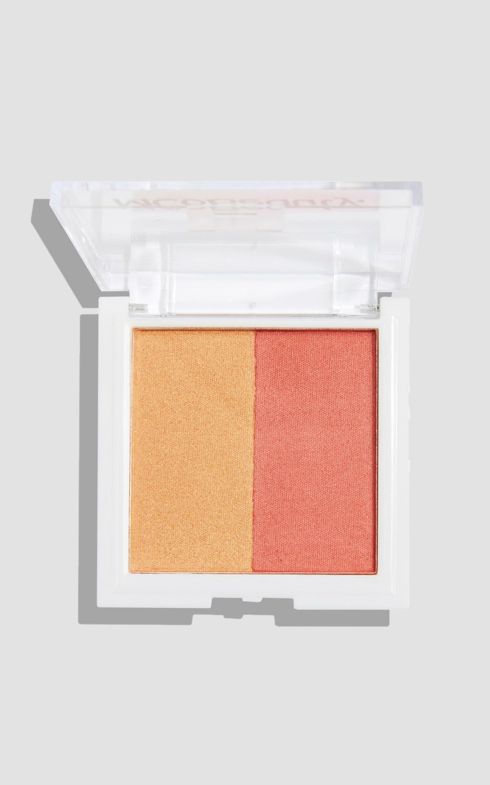 MCoBeauty - Duo Blush in Nectar Rush, Gold, hi-res image number null