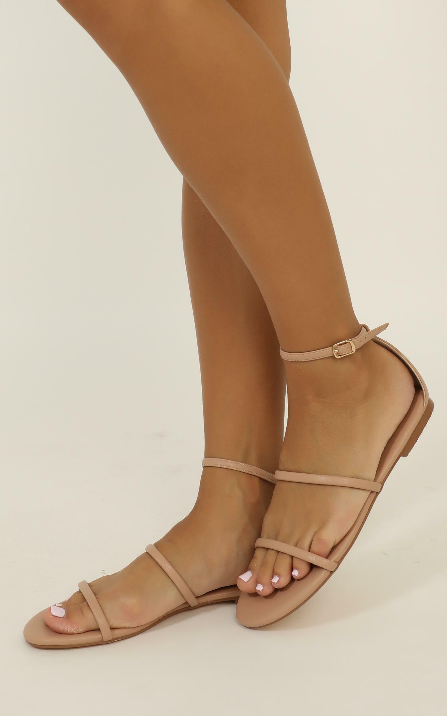 Billini - Iowa sandals in blush - 10, Blush, hi-res image number null